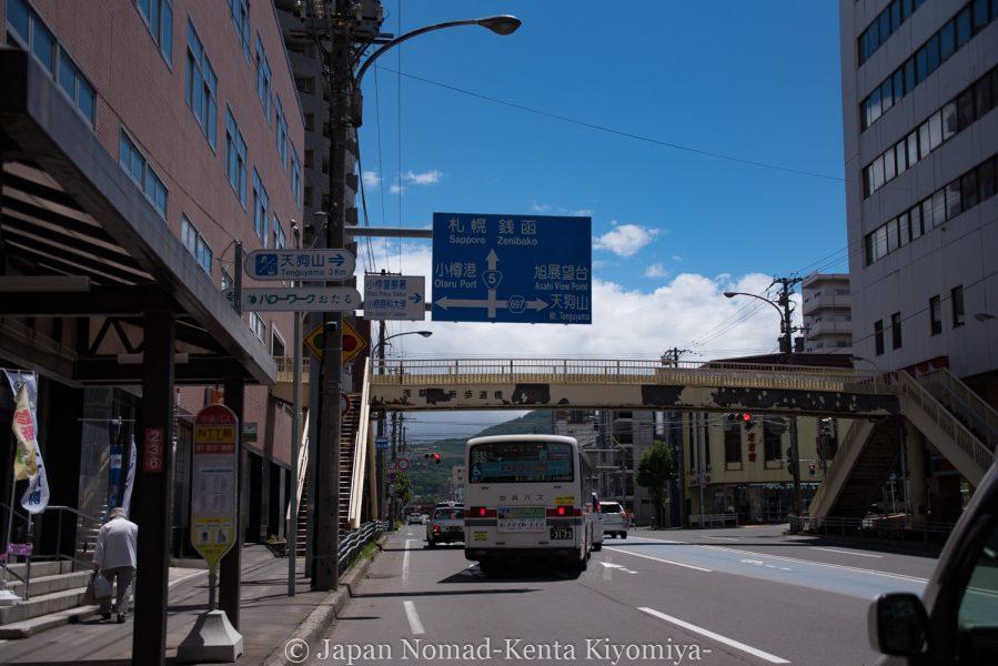自転車日本一周65日目(札幌へ!)-Japan Nomad (2)