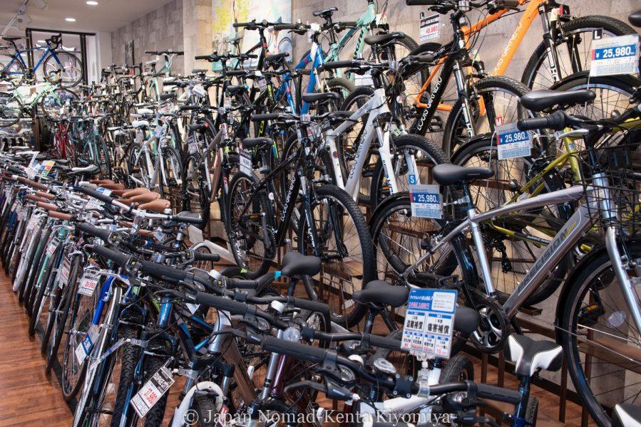 自転車日本一周65日目(札幌へ!)-Japan Nomad (21)