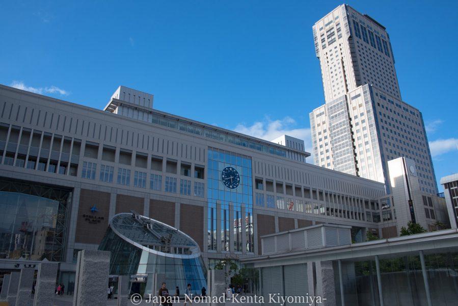 自転車日本一周65日目(札幌へ!)-Japan Nomad (28)