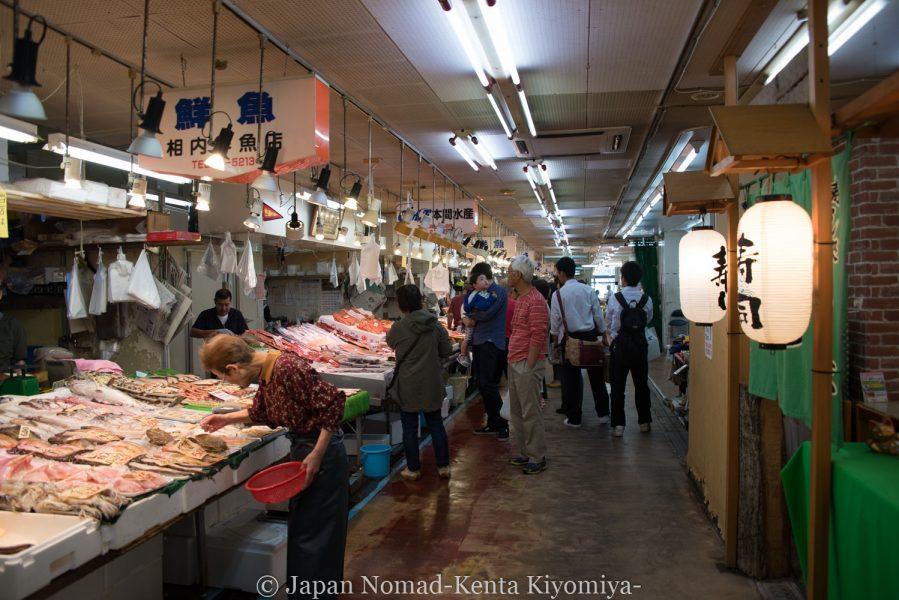 自転車日本一周65日目(札幌へ!)-Japan Nomad (4)