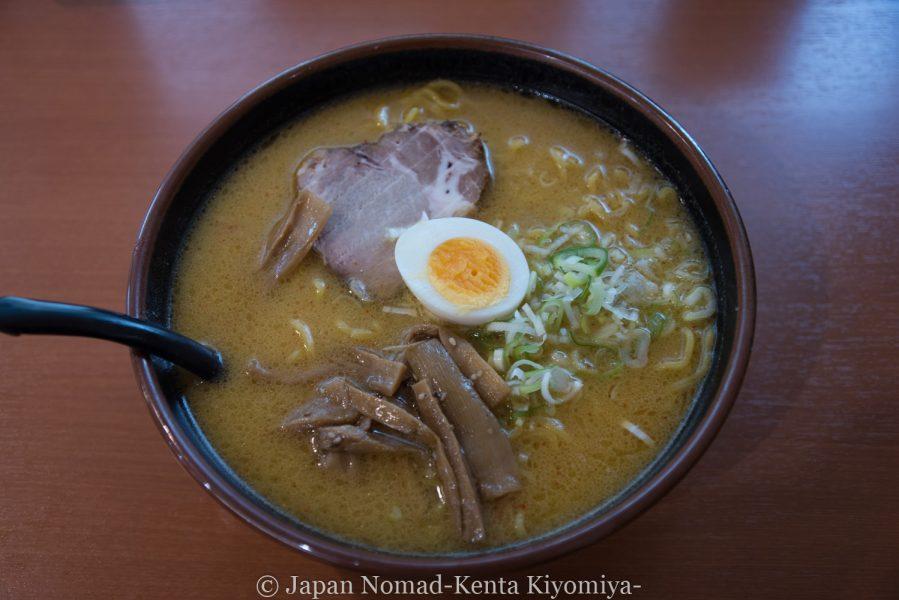 自転車日本一周66日目(北海道)-Japan Nomad (2)