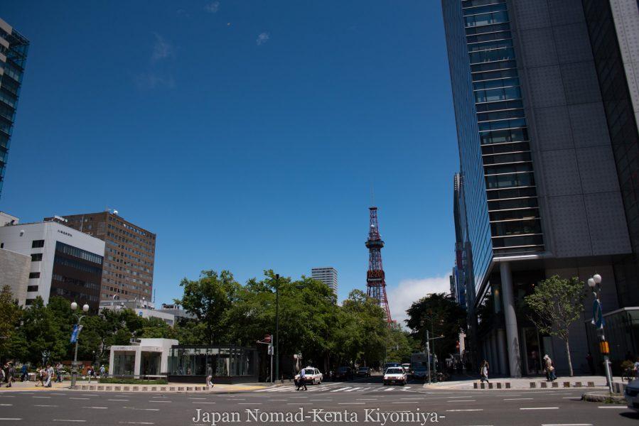 自転車日本一周69日目(Mr. Bicycle)-Japan Nomad (2)