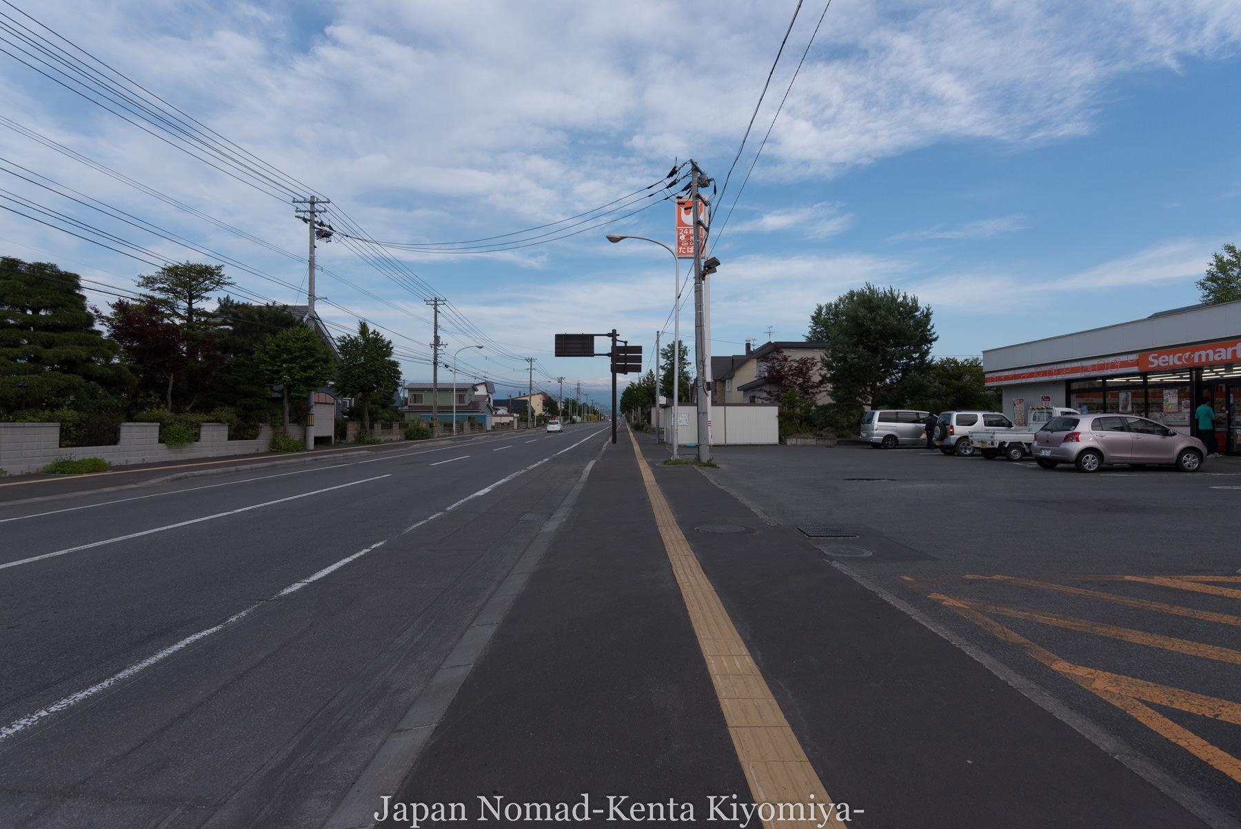 自転車日本一周73日目(美瑛)-Japan Nomad (41)