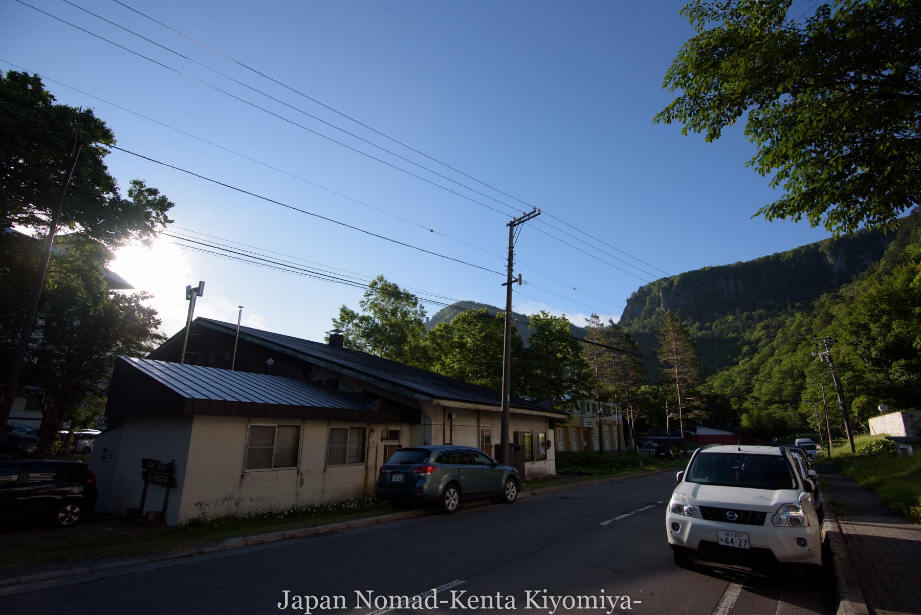 自転車日本一周77日目(大雪山縦走)-Japan Nomad (2)