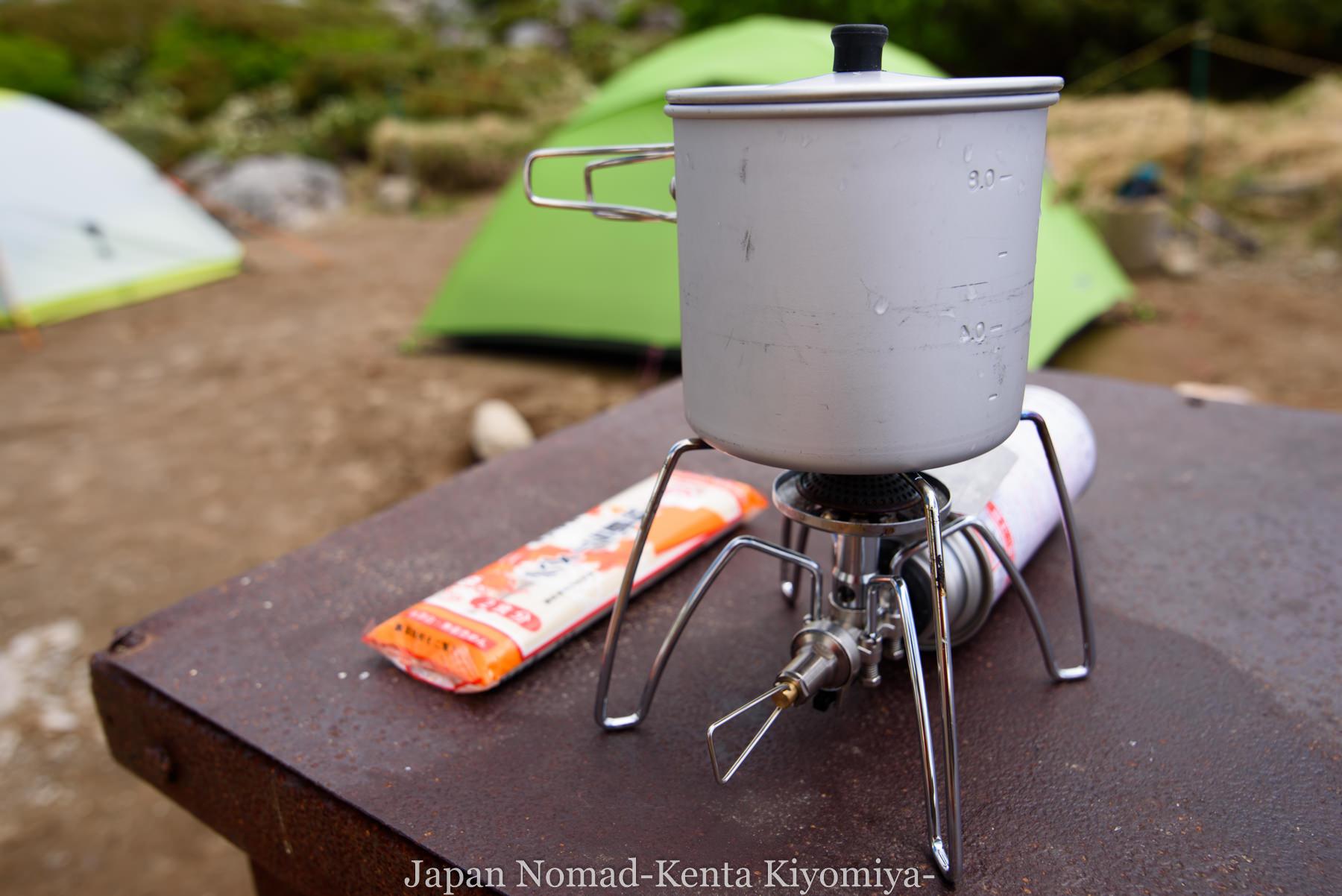 自転車日本一周77日目(大雪山縦走)-Japan Nomad (52)