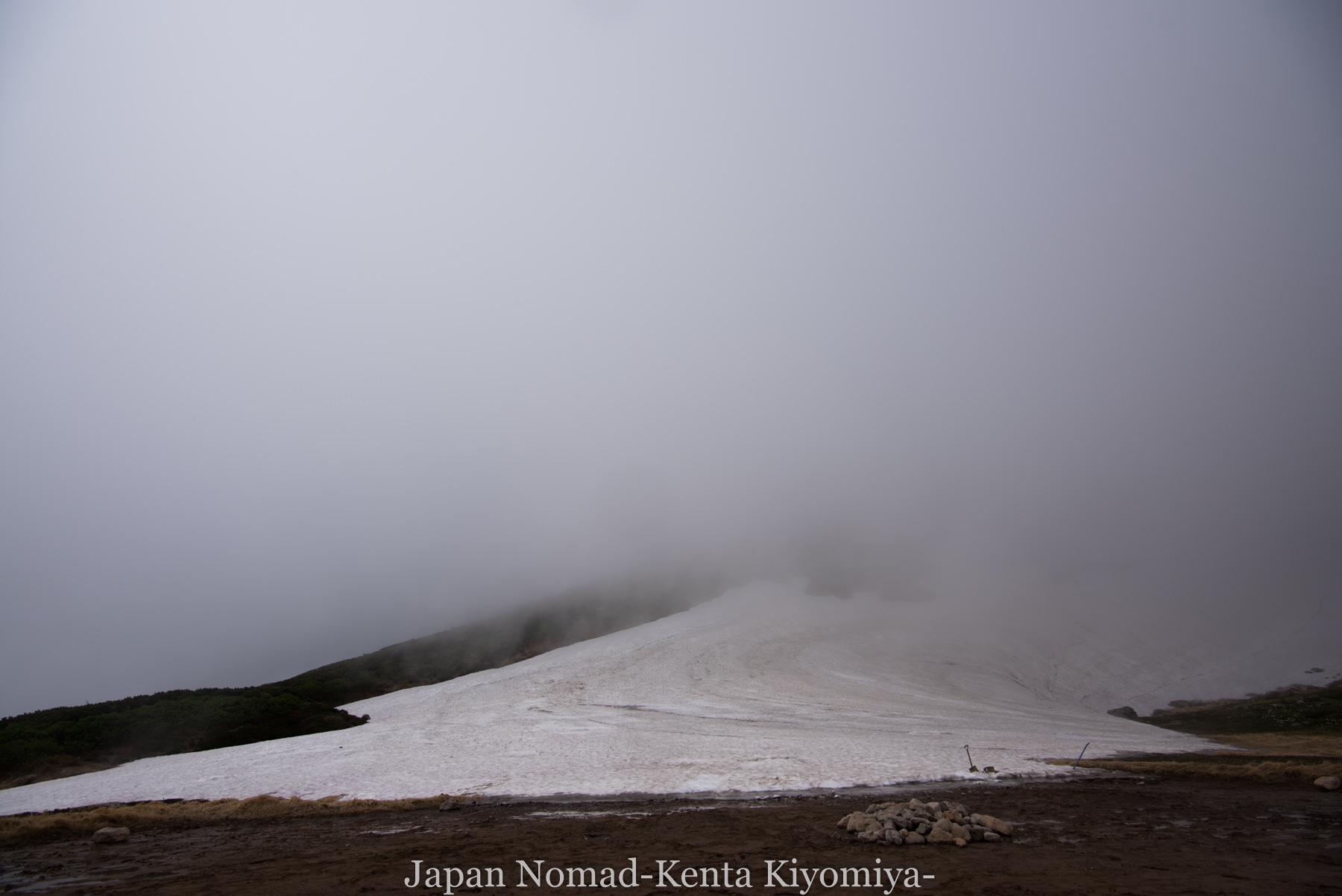 自転車日本一周77日目(大雪山縦走)-Japan Nomad (55)
