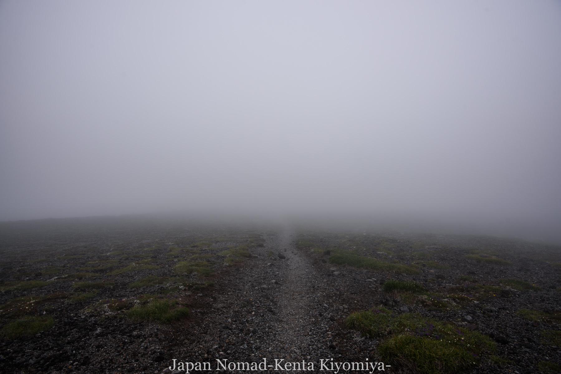自転車日本一周77日目(大雪山縦走)-Japan Nomad (74)