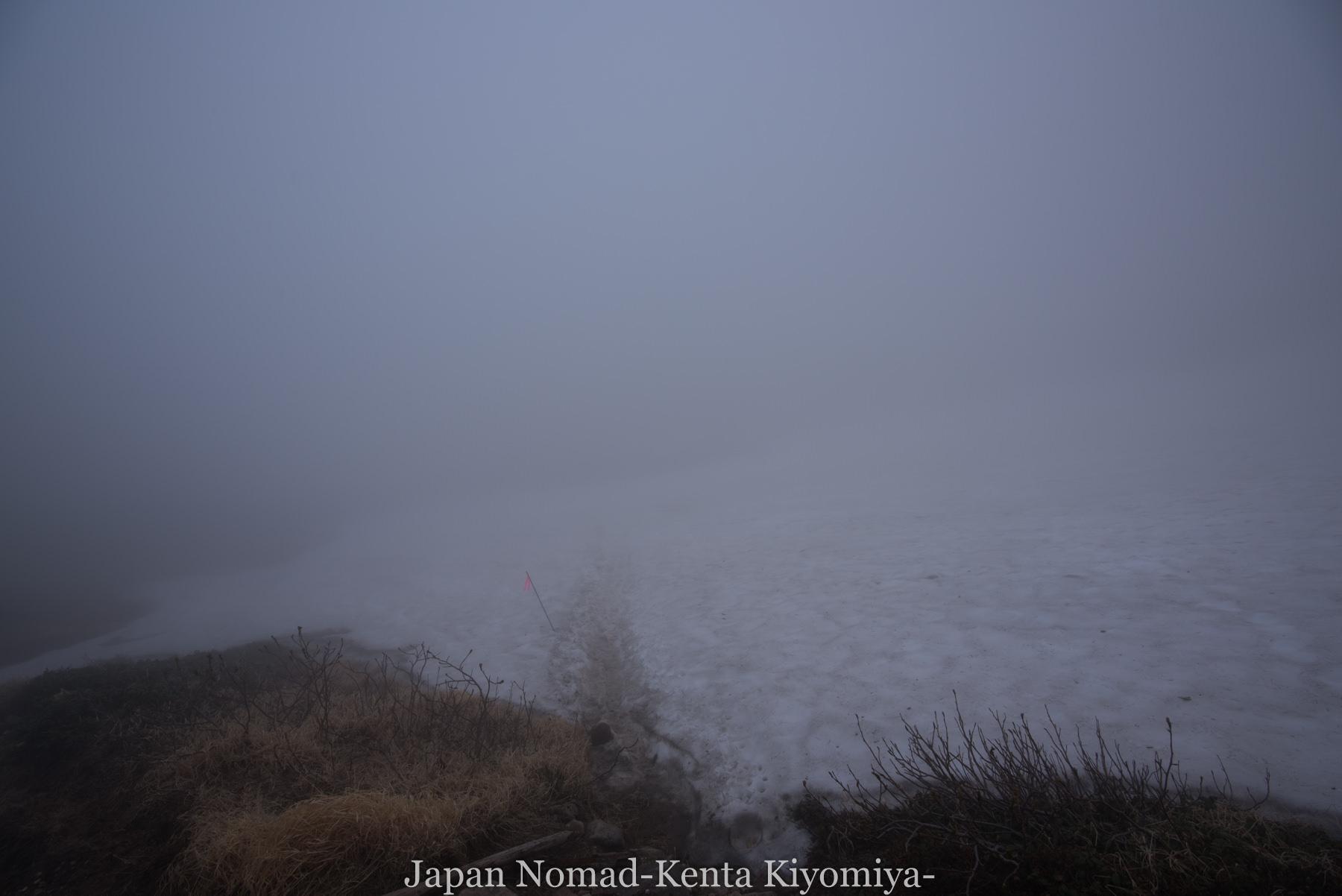 自転車日本一周77日目(大雪山縦走)-Japan Nomad (78)