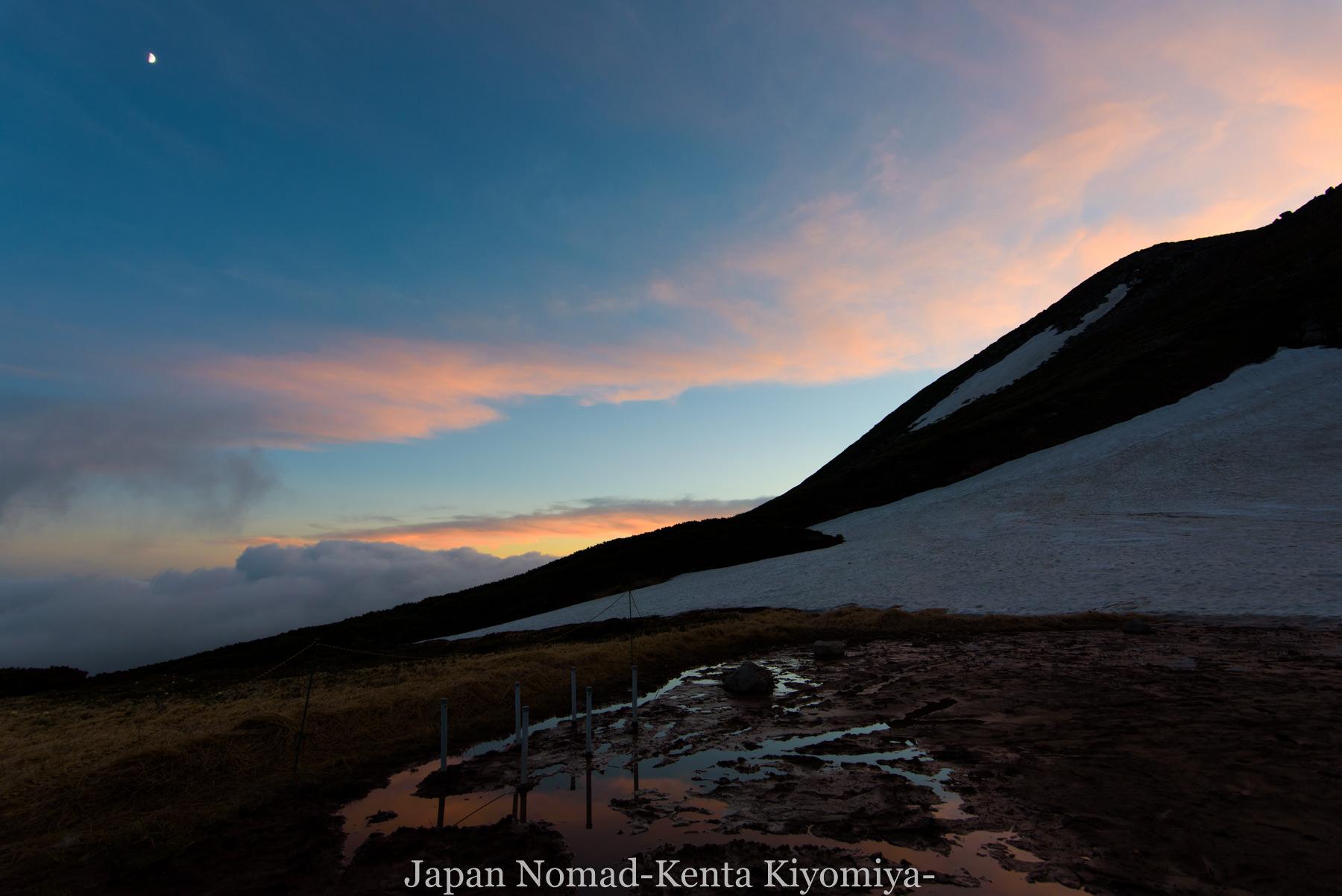 自転車日本一周77日目(大雪山縦走)-Japan Nomad (82)