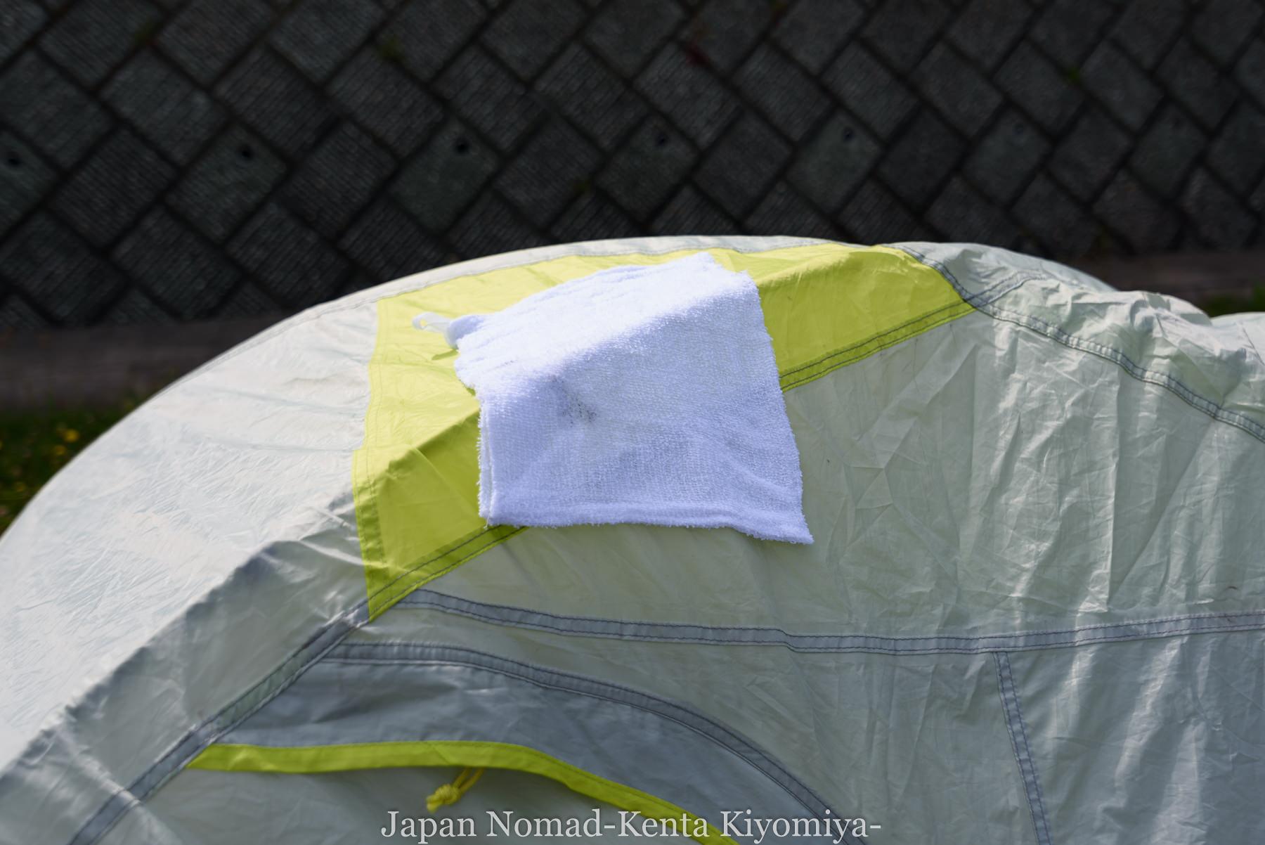 自転車日本一周81日目(オロロンライン)-Japan Nomad (1)
