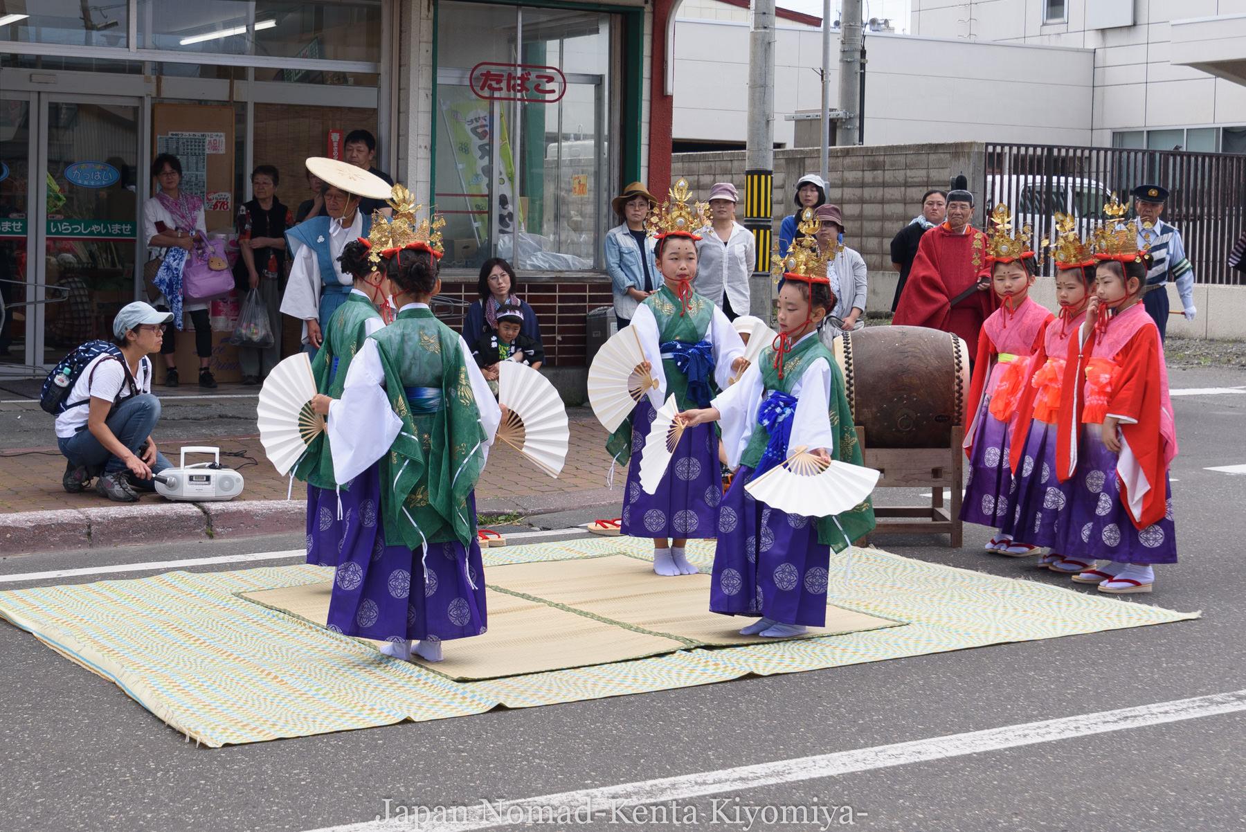 自転車日本一周82日目(オロロンライン)-Japan Nomad (12)
