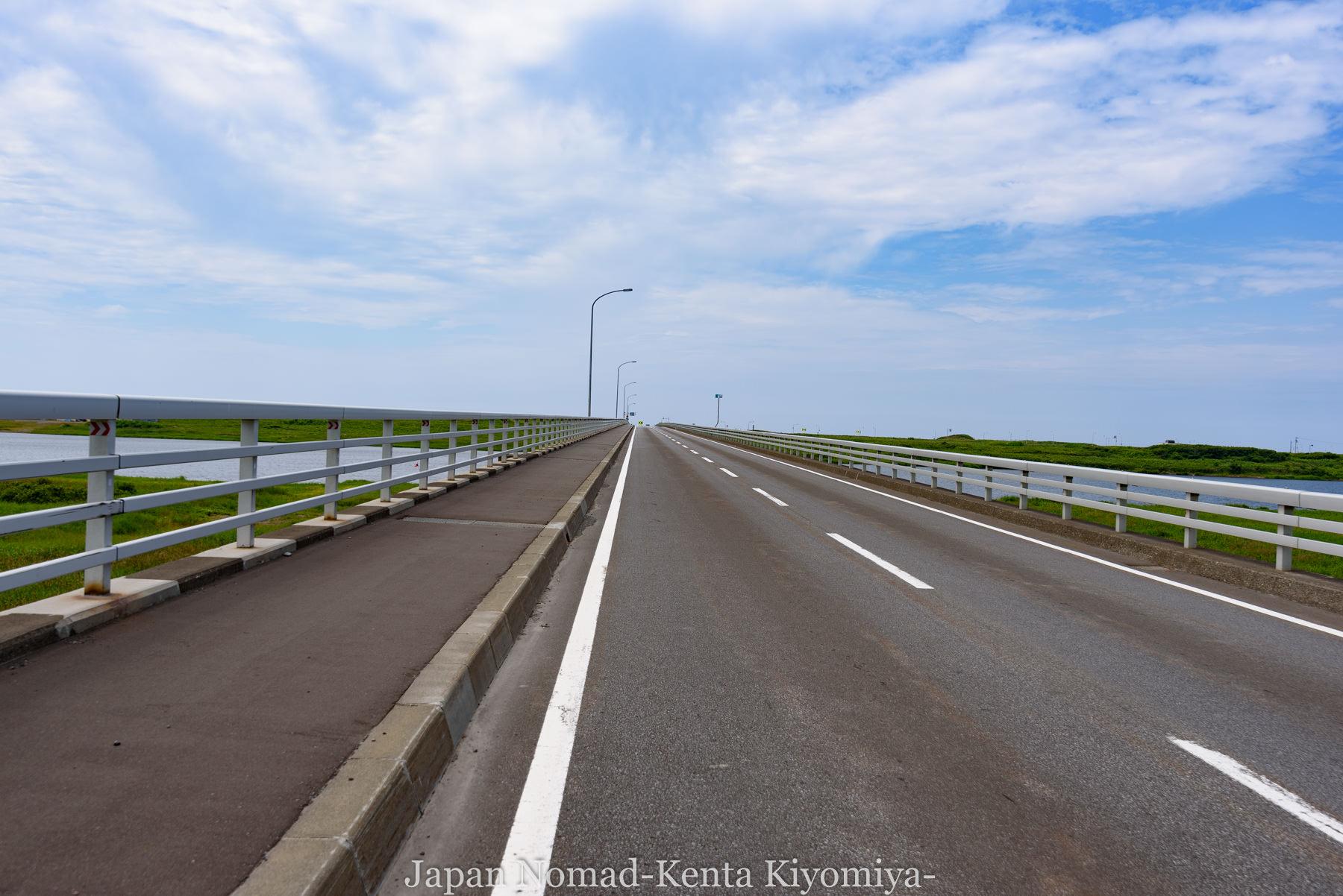 自転車日本一周82日目(オロロンライン)-Japan Nomad (13)
