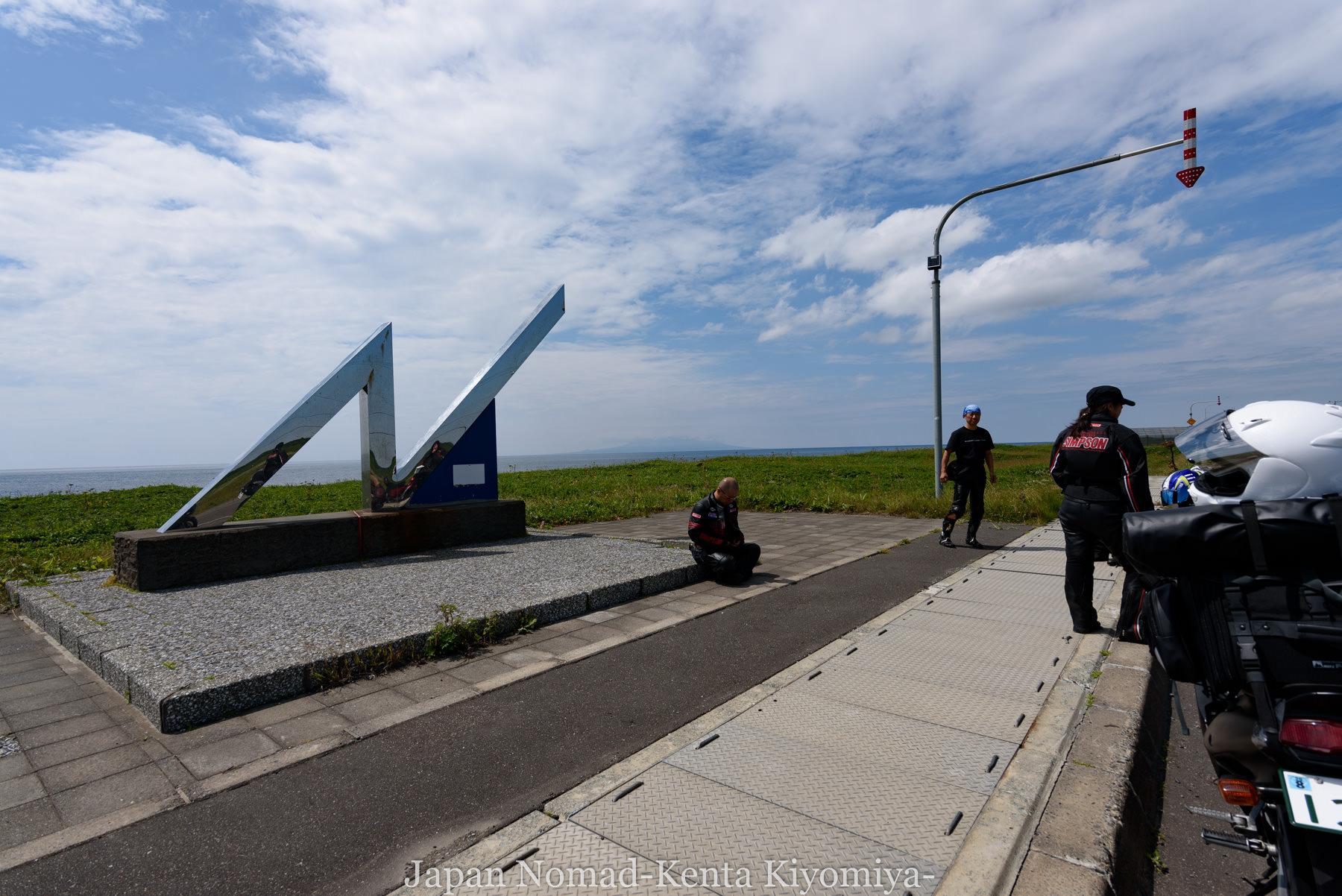 自転車日本一周82日目(オロロンライン)-Japan Nomad (26)
