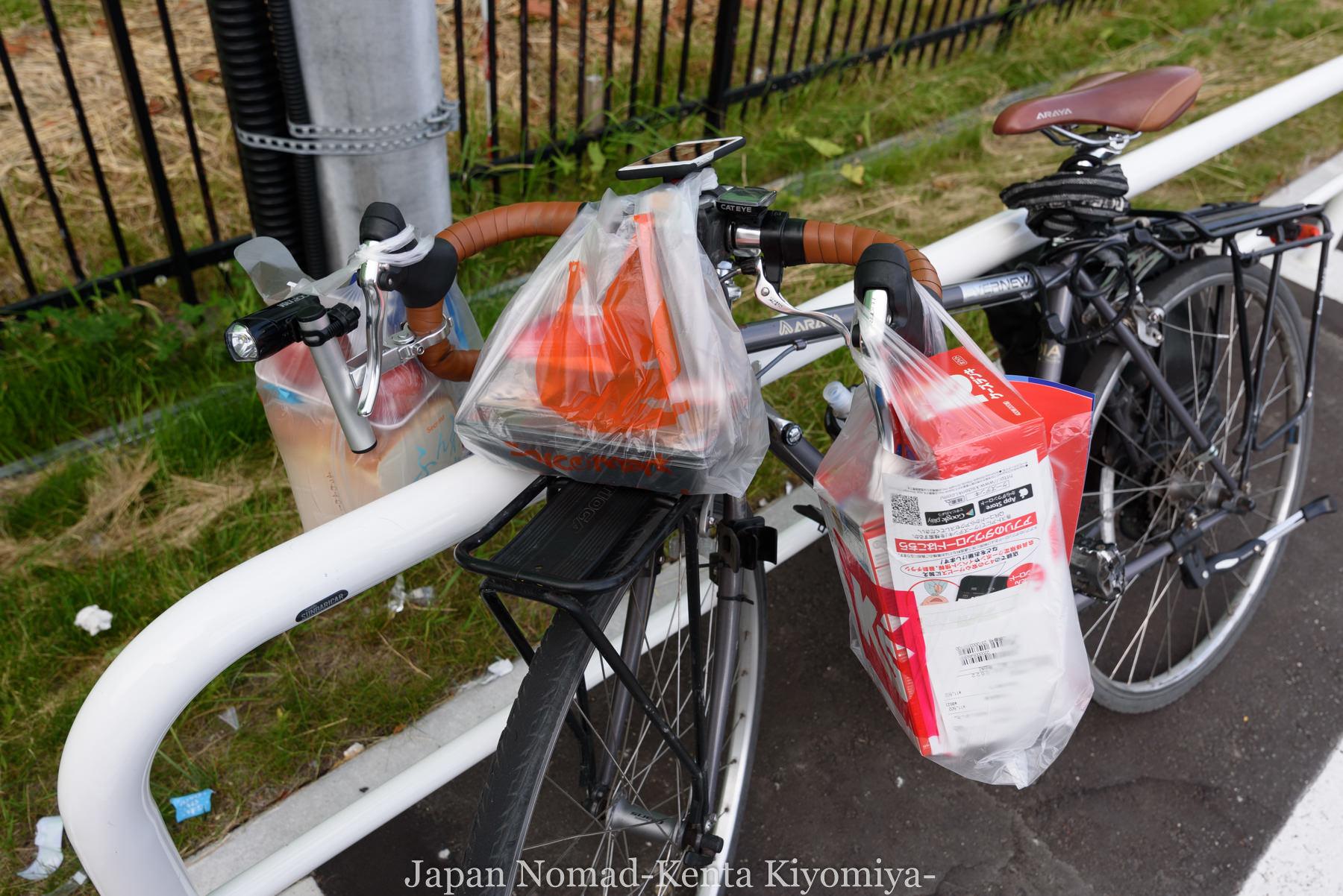自転車日本一周83日目-Japan Nomad (1)