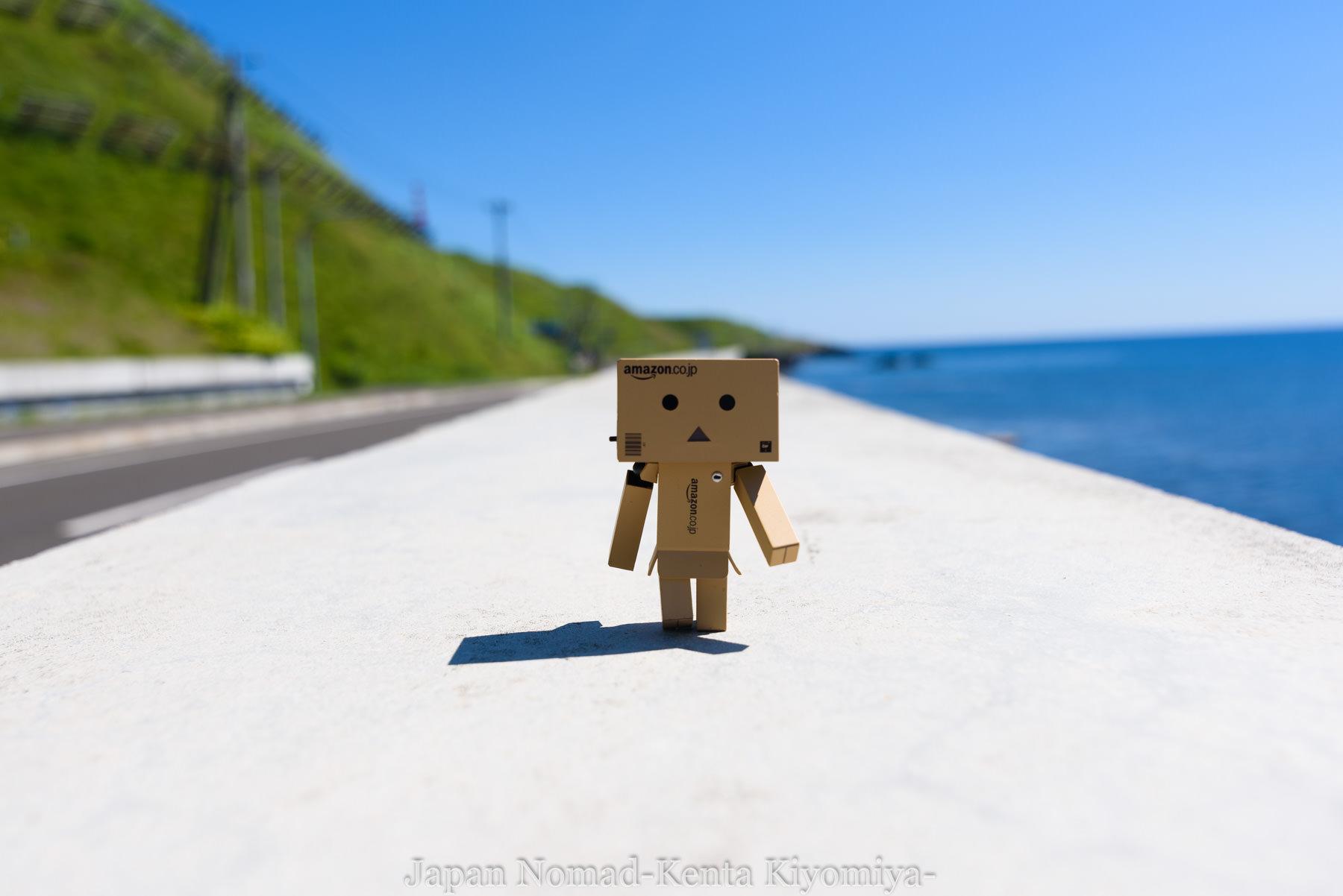 自転車日本一周85日目(利尻島)-Japan Nomad (22)