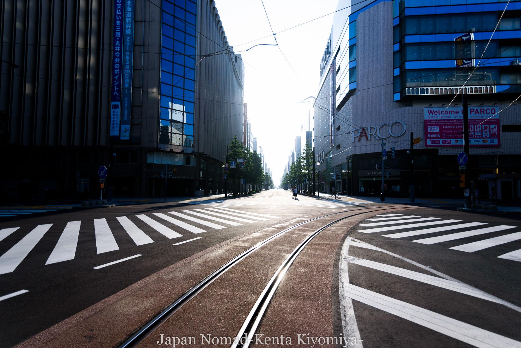 自転車日本一周88日目(iphone修理)-Japan Nomad (1)