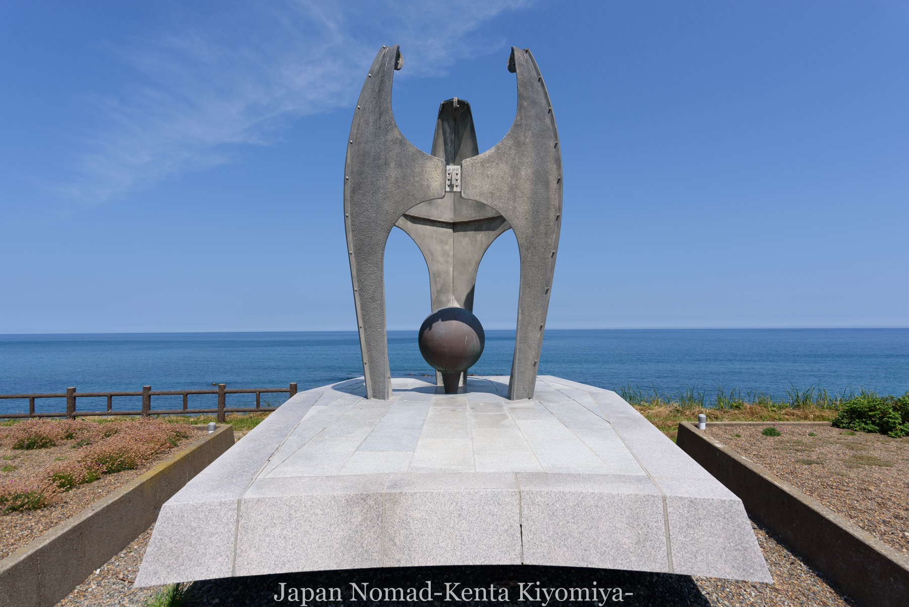自転車日本一周89日目(宗谷岬、クッチャロ湖)-Japan Nomad (24)