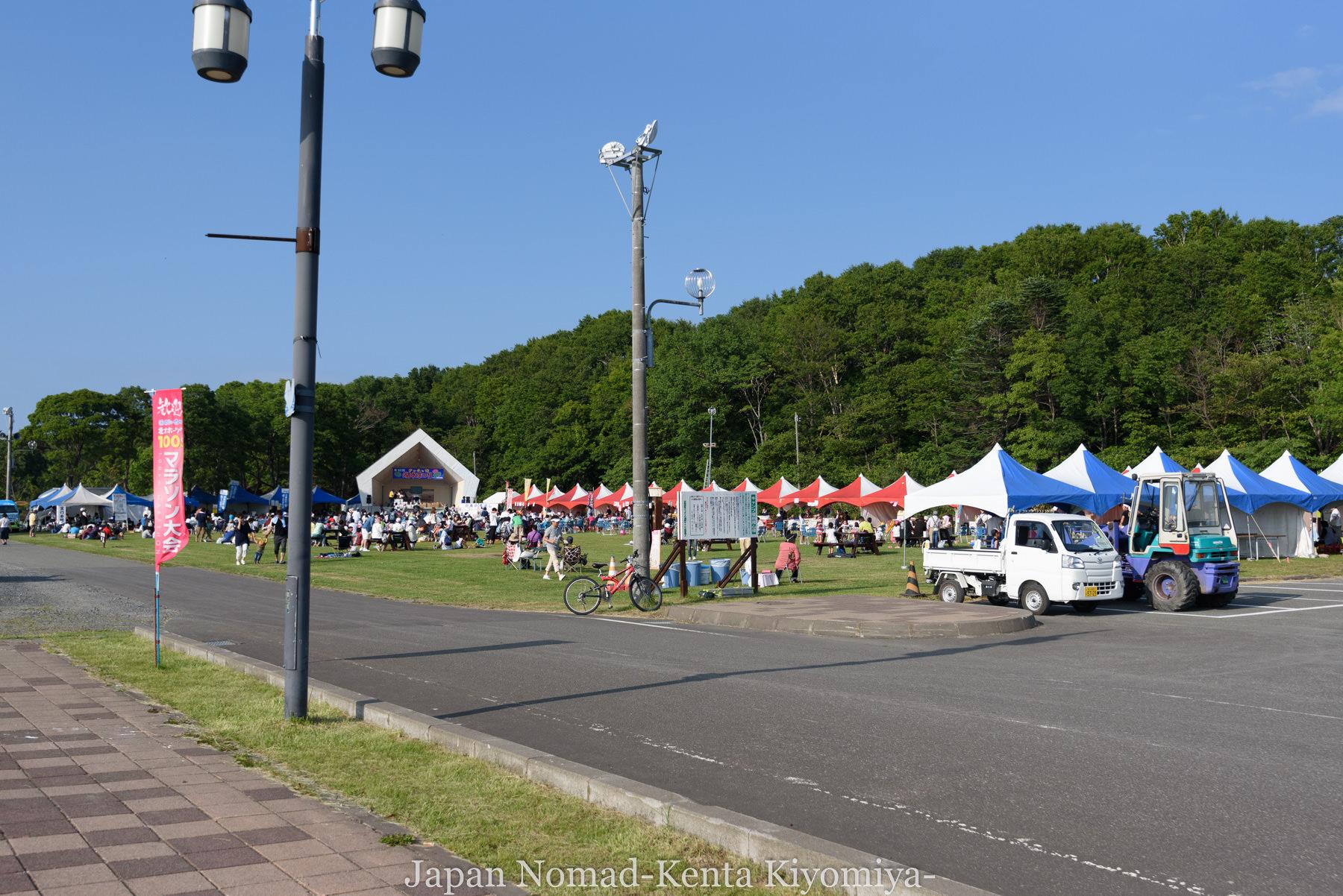 自転車日本一周89日目(宗谷岬、クッチャロ湖)-Japan Nomad (30)