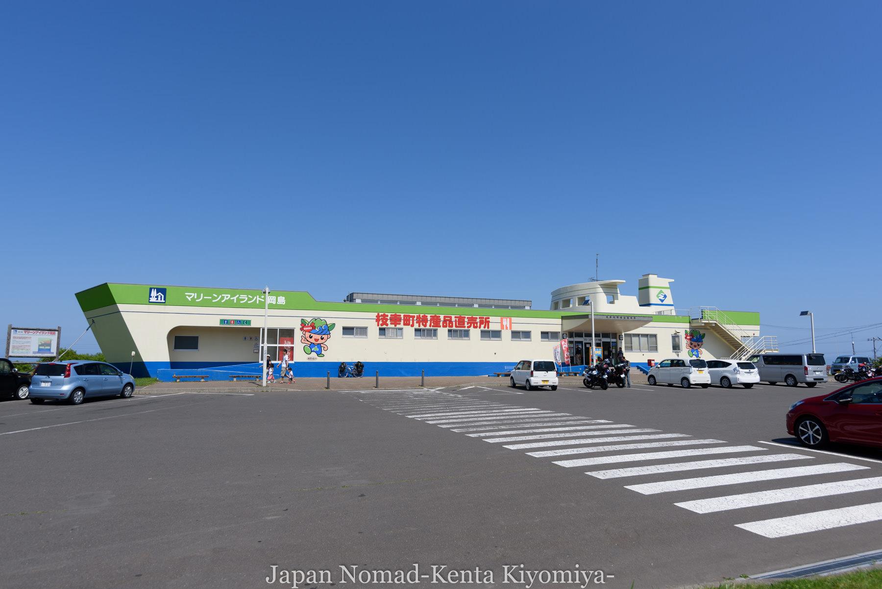自転車日本一周90日目(発熱)-Japan Nomad (7)