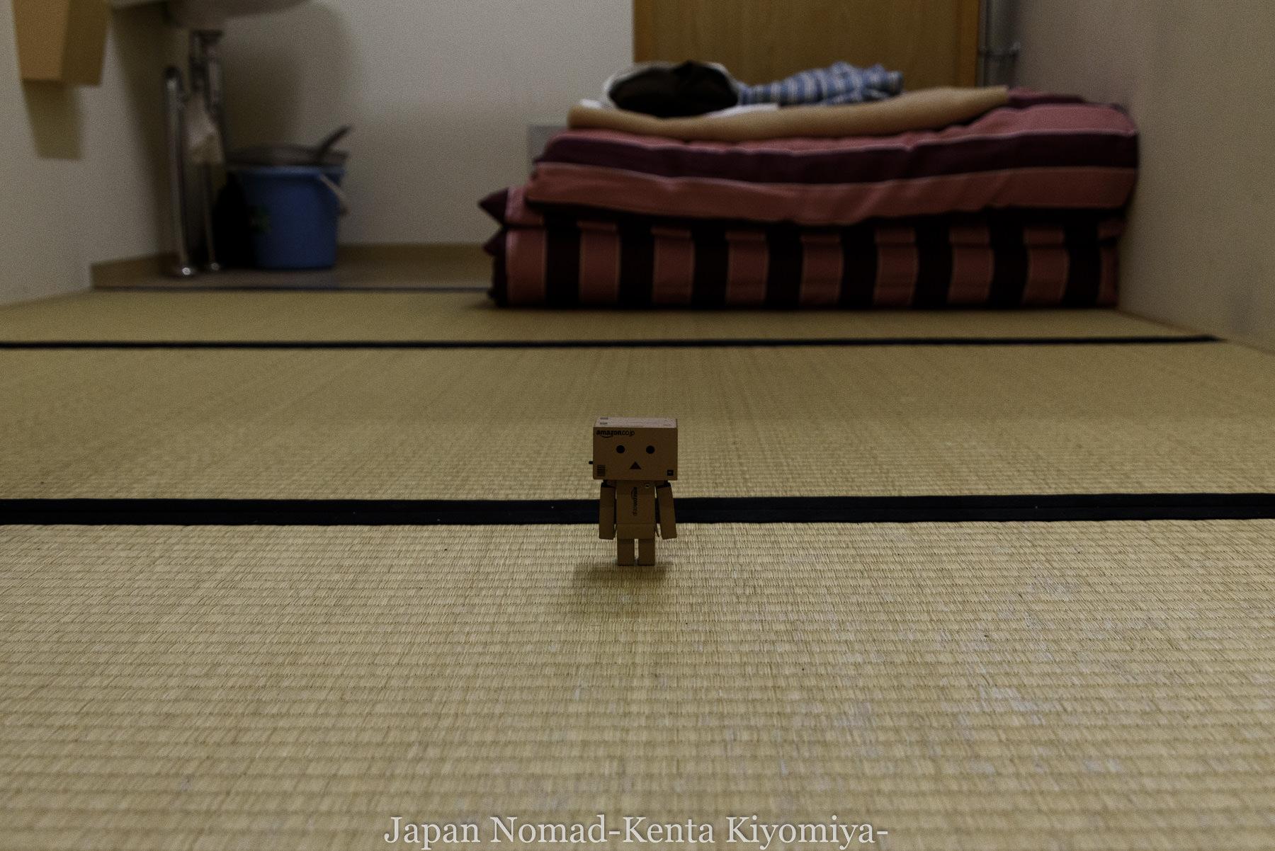 自転車日本一周95日目(メルヘンの丘)-Japan Nomad (27)