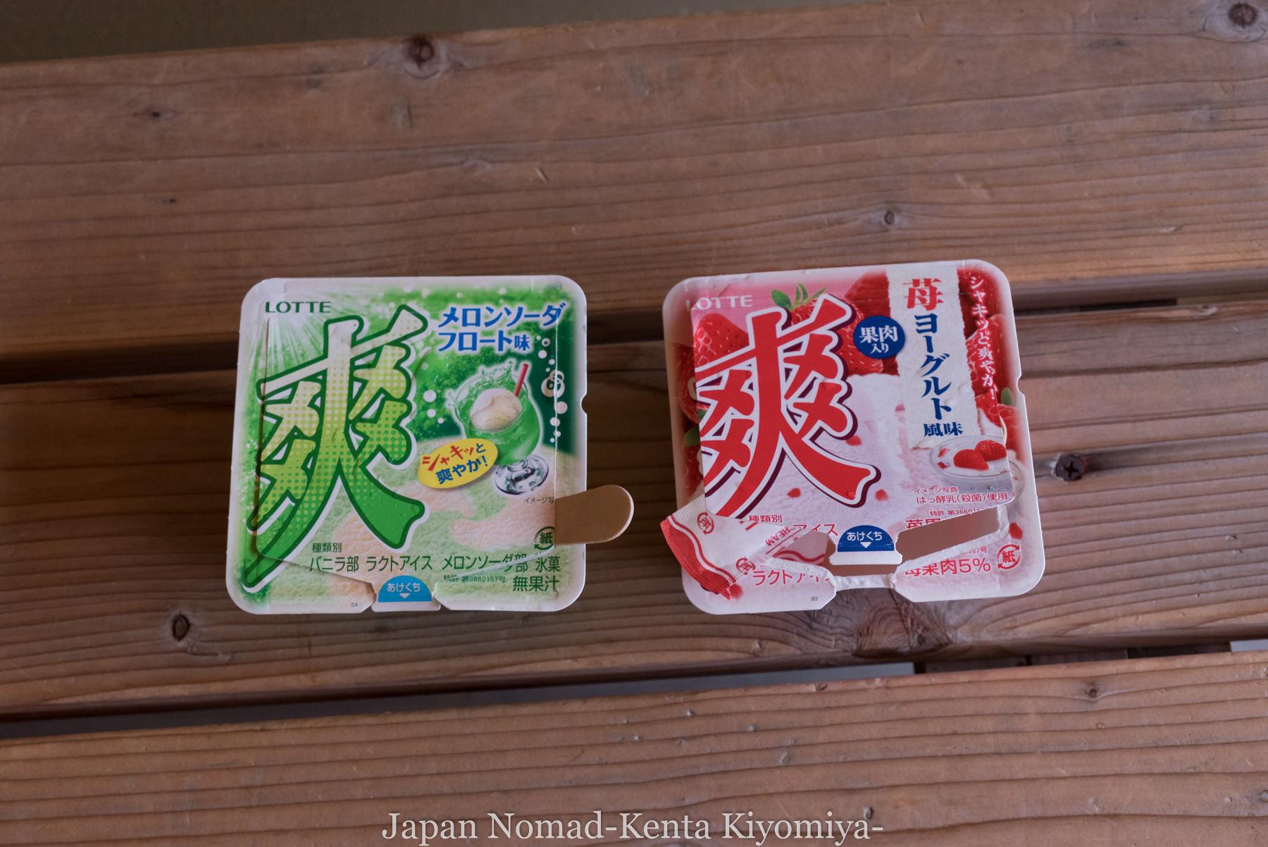 自転車日本一周(十勝岳)-Japan Nomad (46)