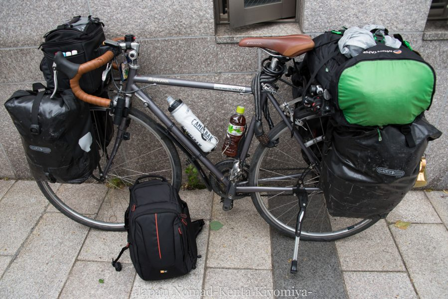 自転車日本一周69日目(Mr. Bicycle)-Japan Nomad (5)
