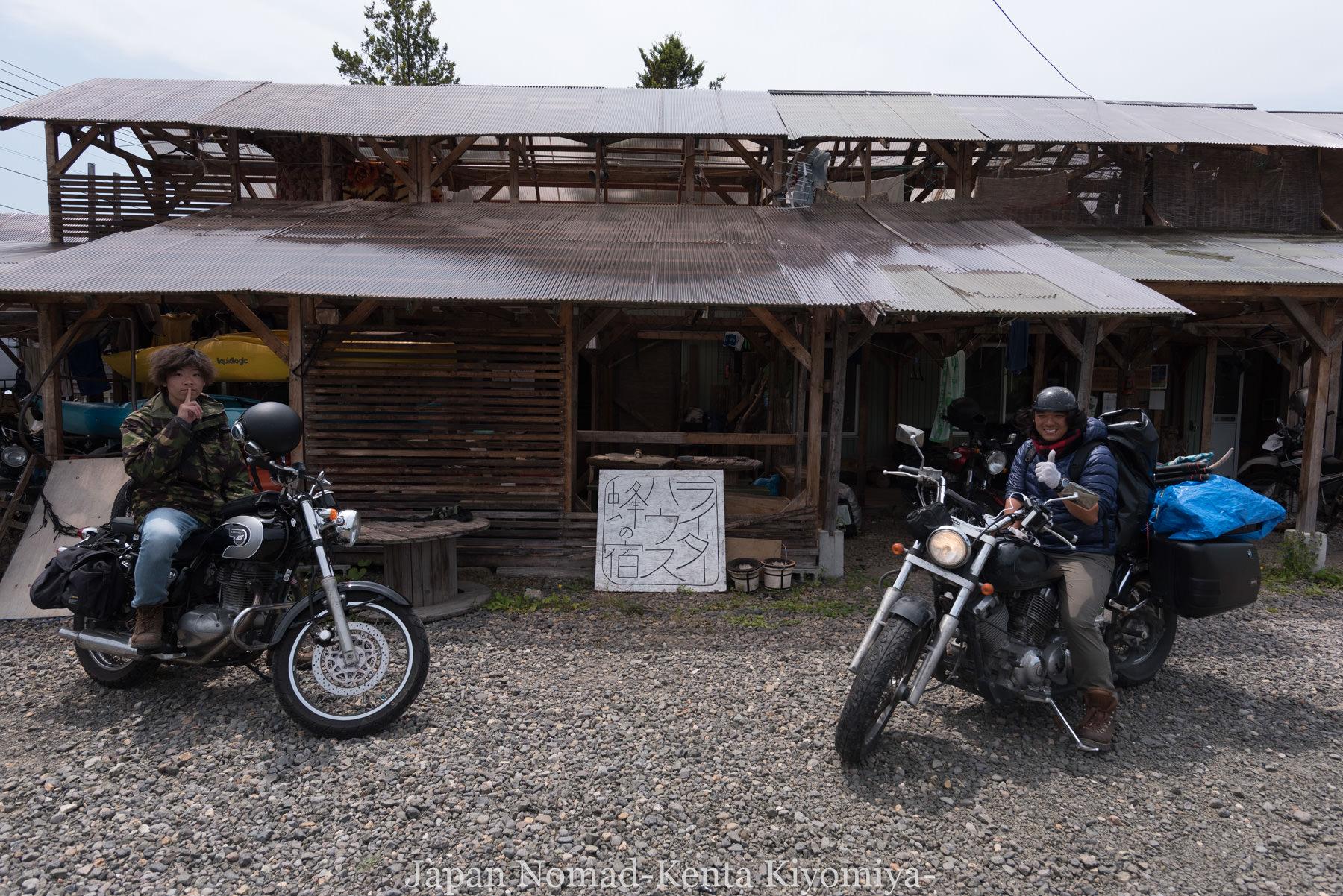 自転車日本一周74日目(旭川)-Japan Nomad (1)
