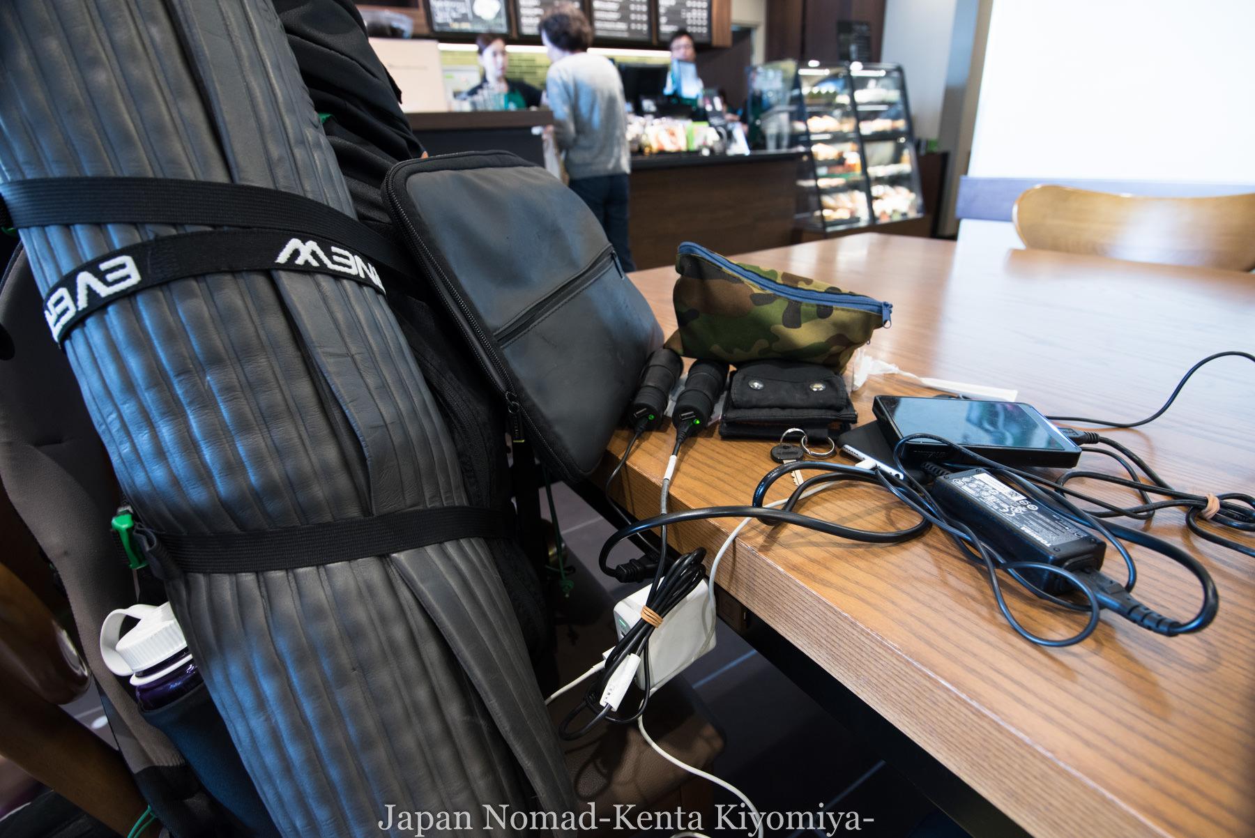 自転車日本一周76日目(大雪山縦走)-Japan Nomad (29)