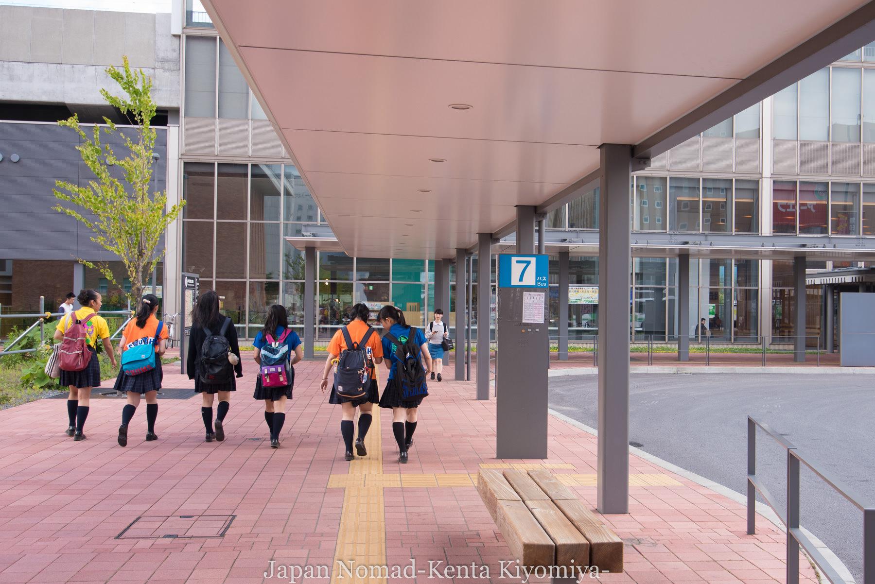 自転車日本一周76日目(大雪山縦走)-Japan Nomad (30)