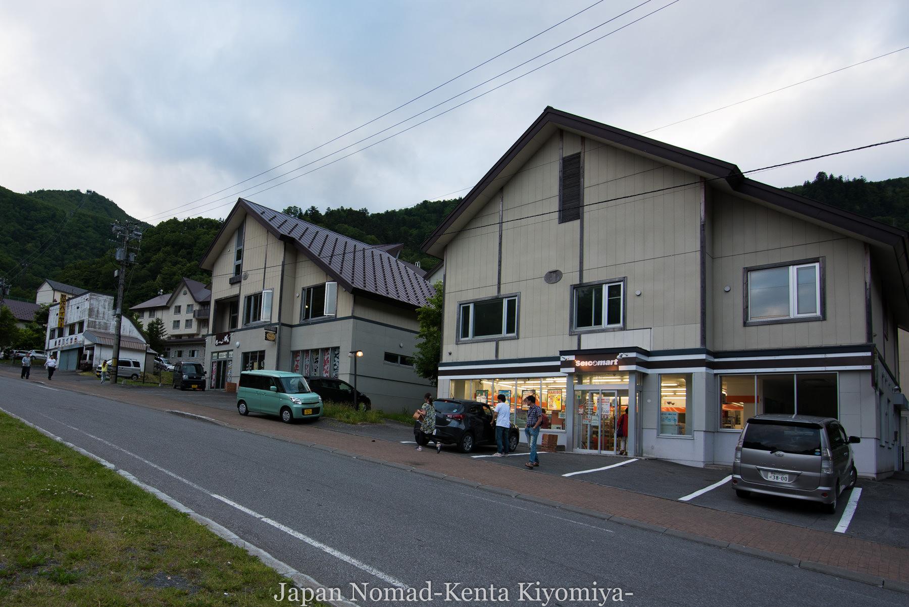 自転車日本一周76日目(大雪山縦走)-Japan Nomad (32)