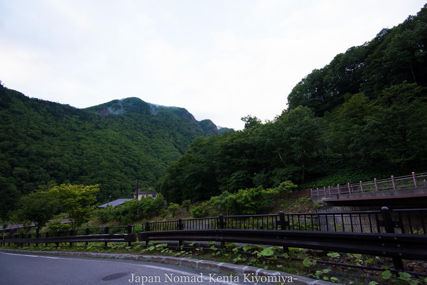 自転車日本一周76日目(大雪山縦走)-Japan Nomad (33)