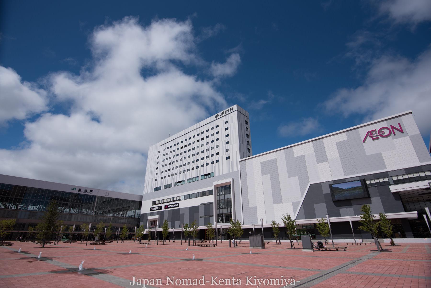 自転車日本一周76日目(大雪山縦走)-Japan Nomad (5)
