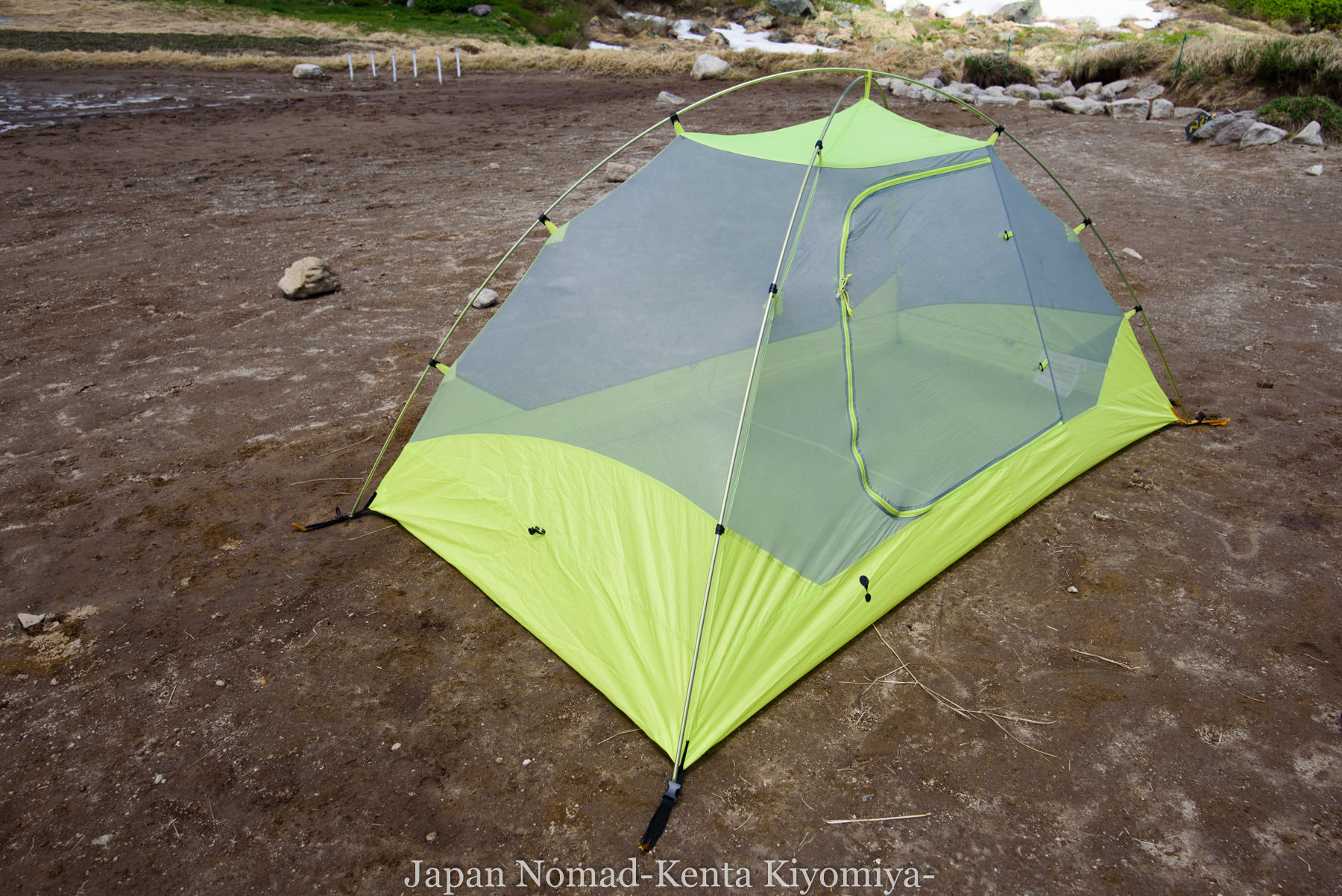 自転車日本一周77日目(大雪山縦走)-Japan Nomad (47)