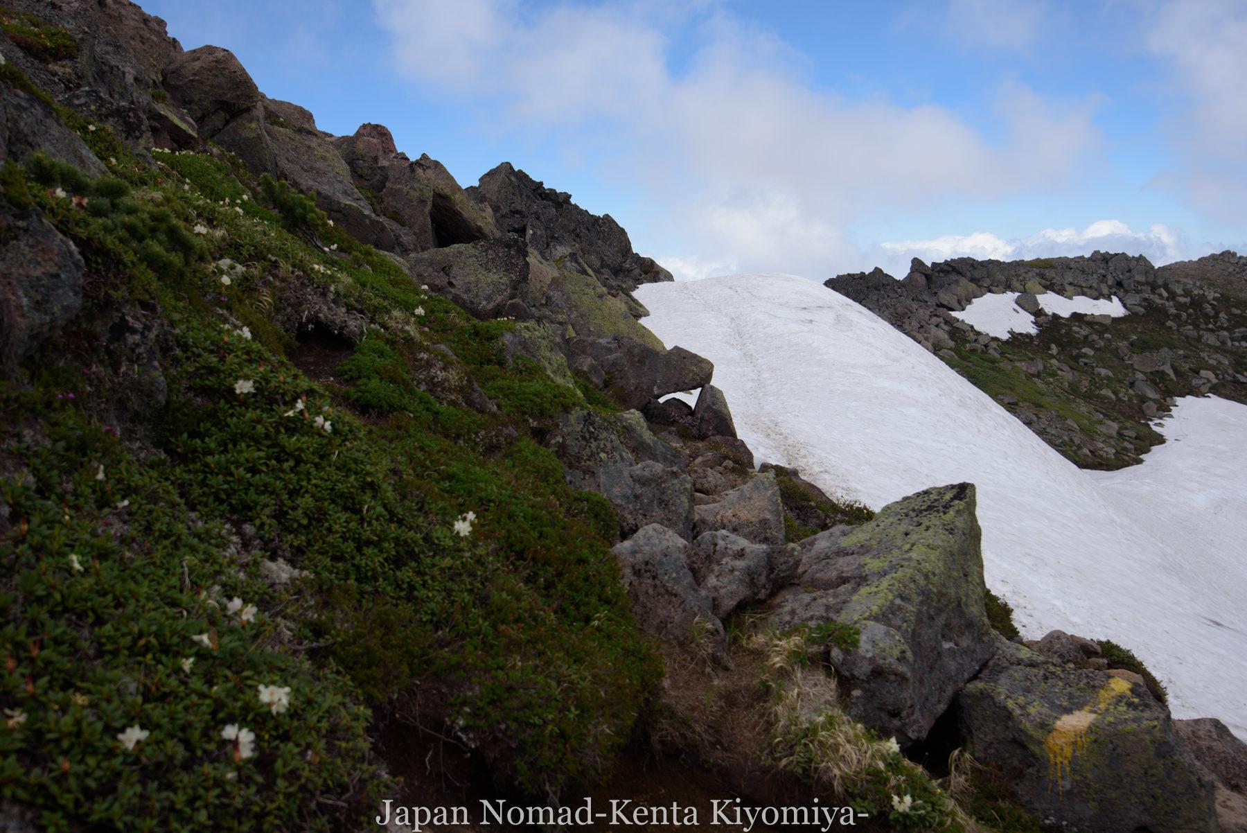 自転車日本一周77日目(大雪山縦走)-Japan Nomad (68)