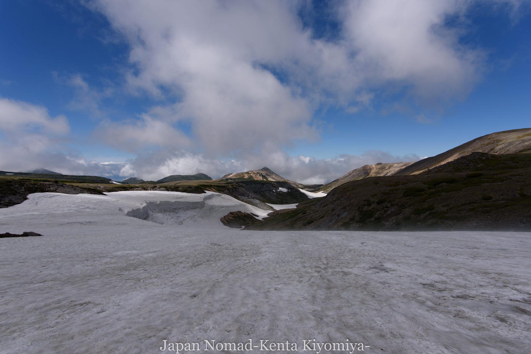 自転車日本一周77日目(大雪山縦走)-Japan Nomad (70)