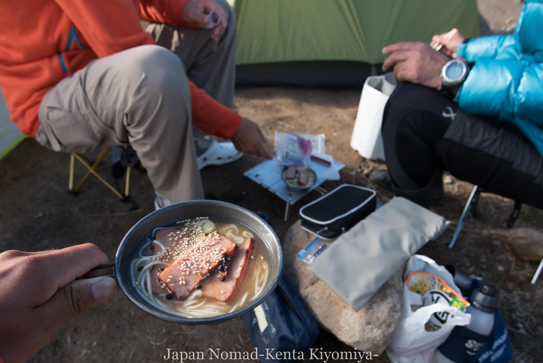 自転車日本一周77日目(大雪山縦走)-Japan Nomad (79)