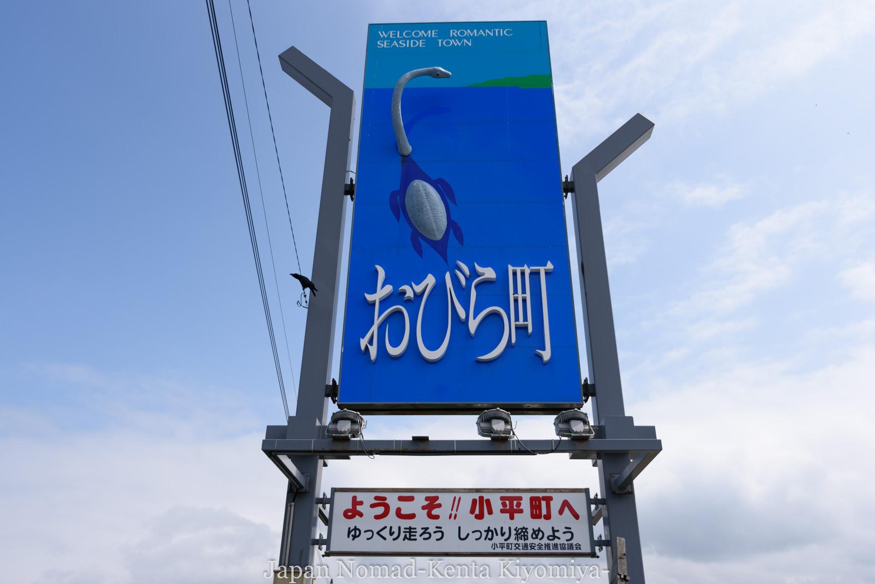 自転車日本一周81日目(オロロンライン)-Japan Nomad (3)