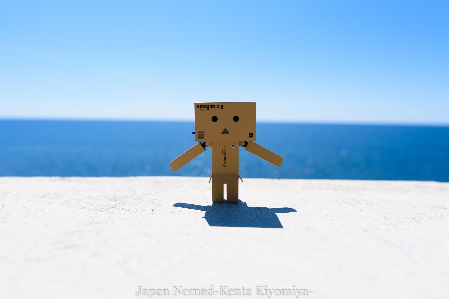 自転車日本一周85日目(利尻島)-Japan Nomad (21)