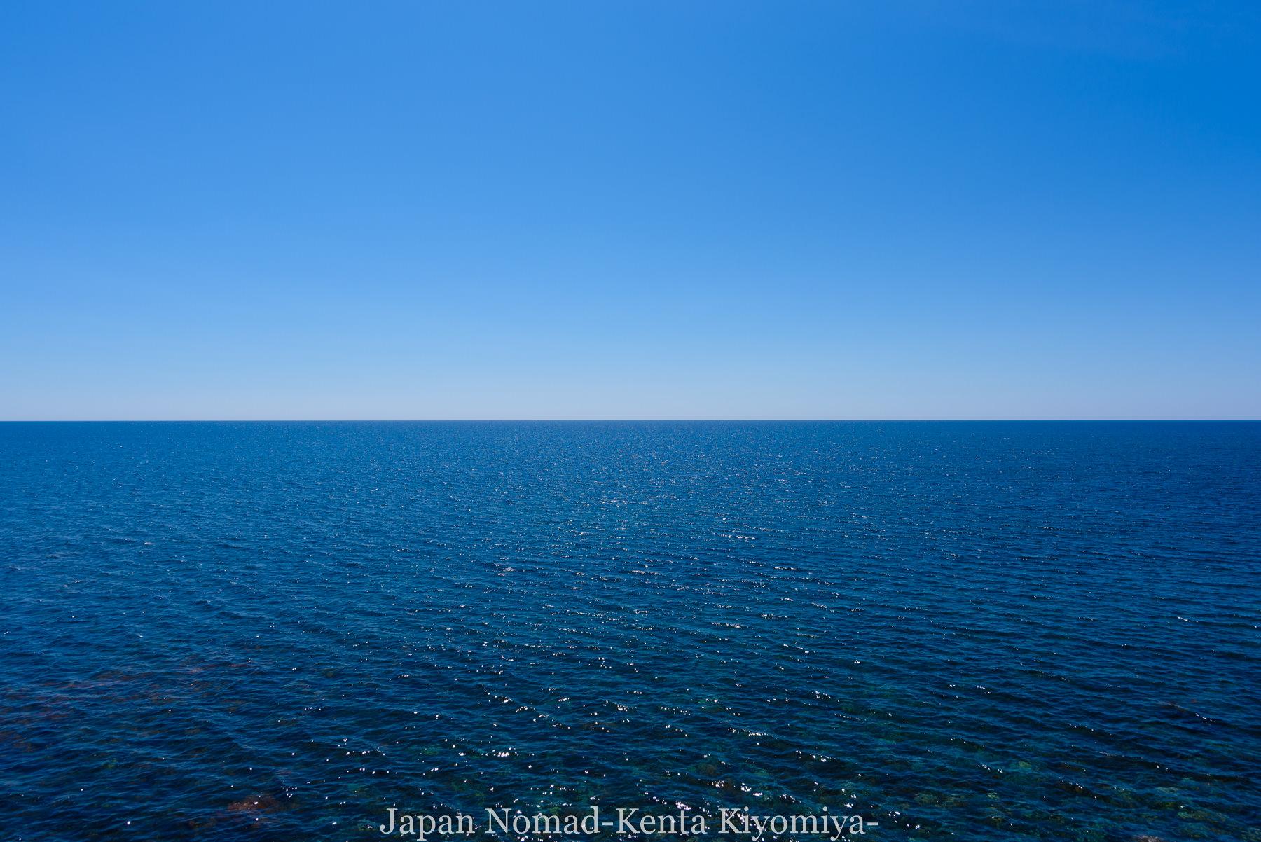 自転車日本一周85日目(利尻島)-Japan Nomad (23)