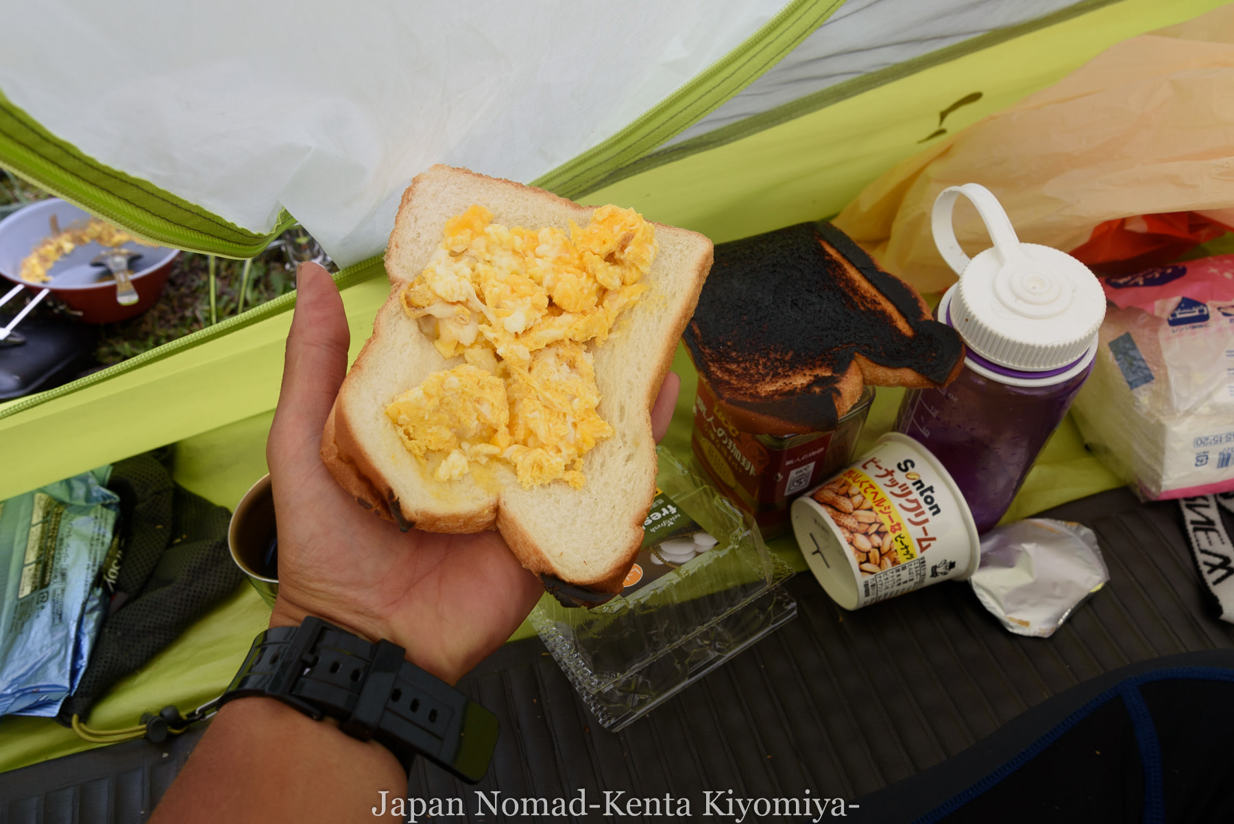 自転車日本一周87日目(iphone修理で札幌へ)-Japan Nomad (2)