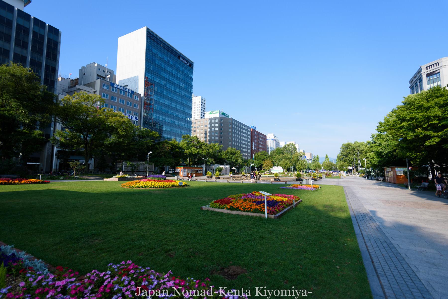 自転車日本一周88日目(iphone修理)-Japan Nomad (2)