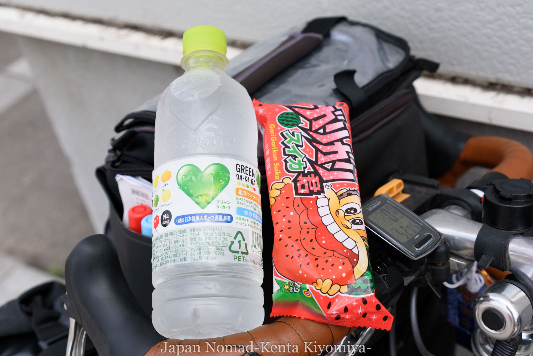 自転車日本一周95日目(メルヘンの丘)-Japan Nomad (12)