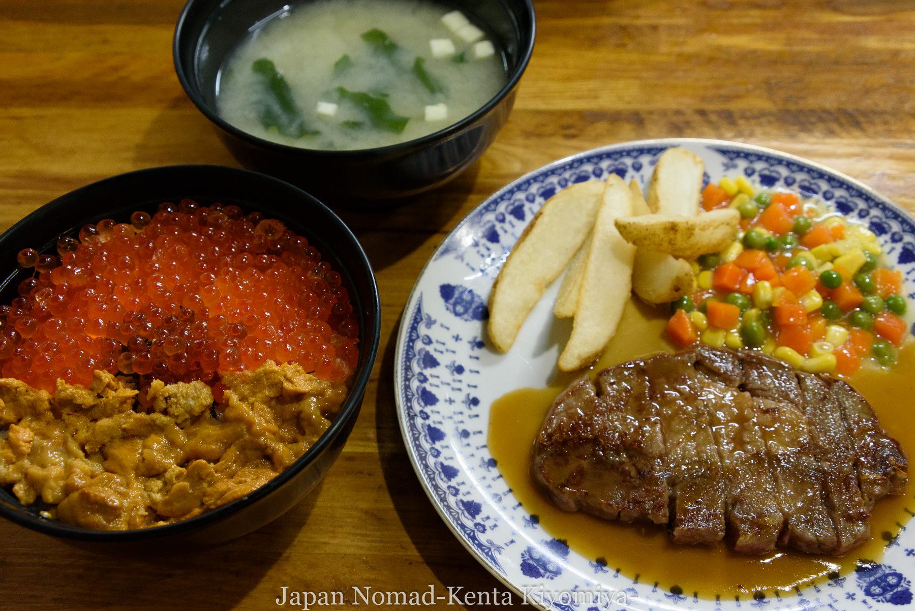 自転車日本一周95日目(メルヘンの丘)-Japan Nomad (17)