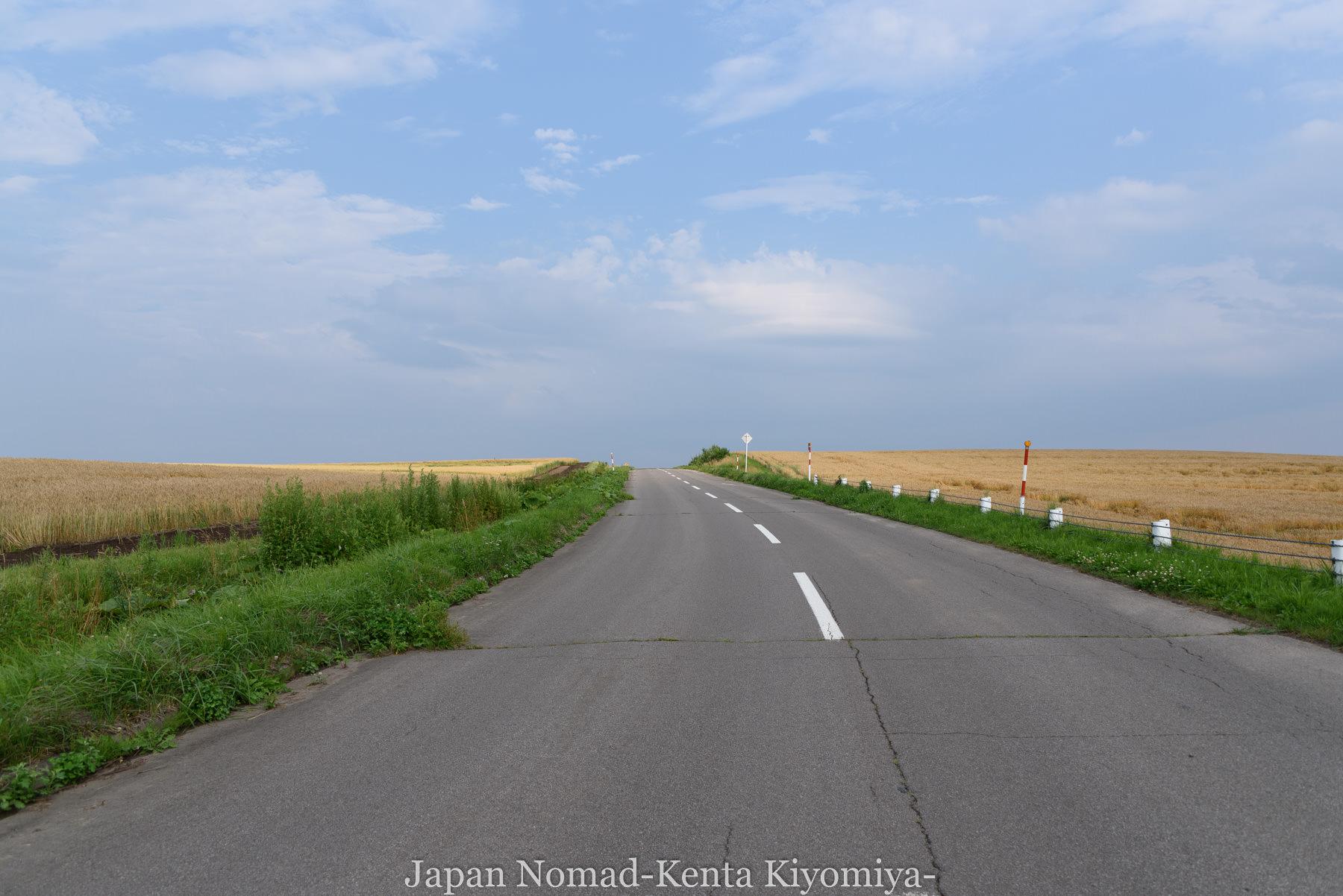 自転車日本一周95日目(メルヘンの丘)-Japan Nomad (38)