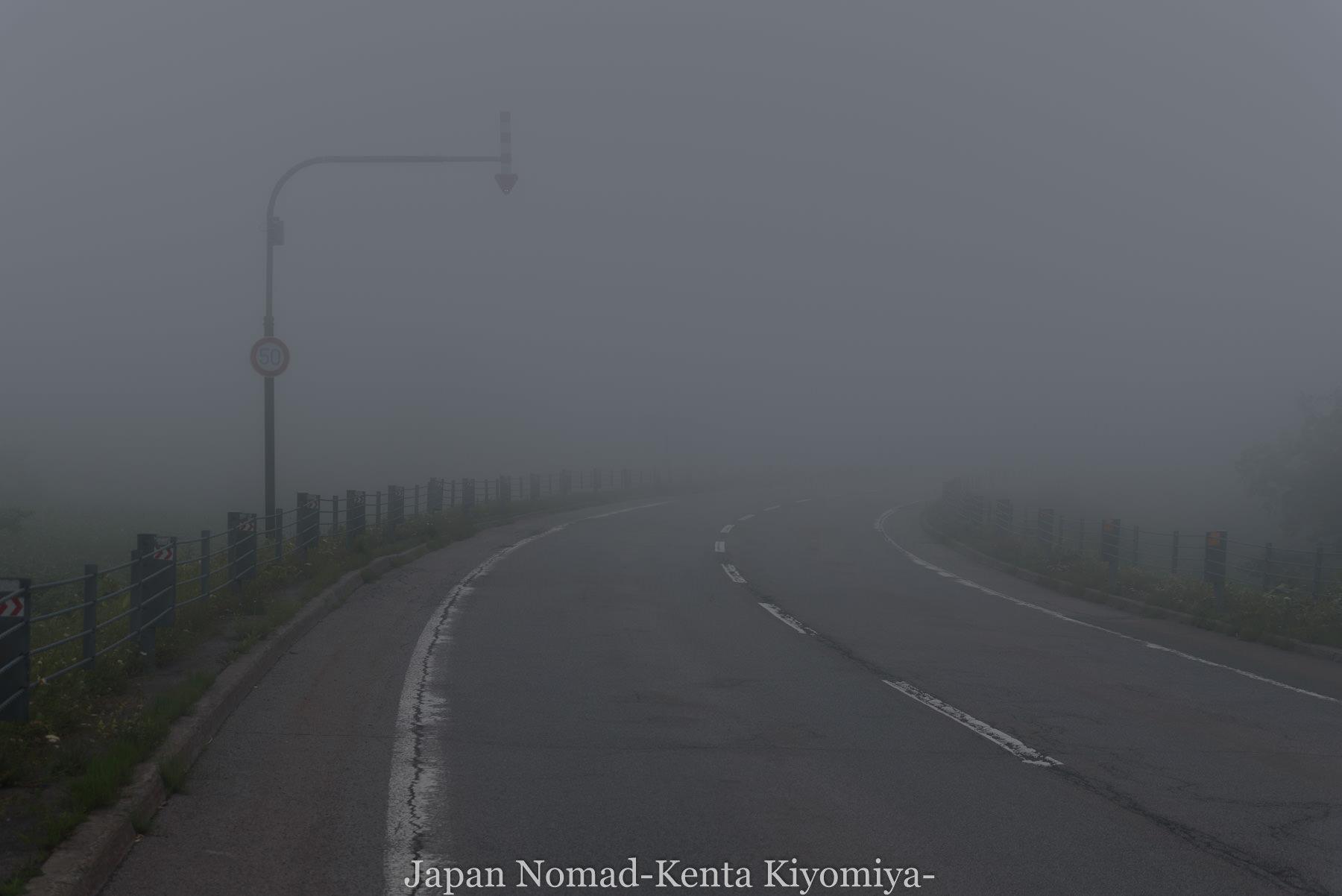自転車日本一周96日目(美幌峠)-Japan Nomad (14)
