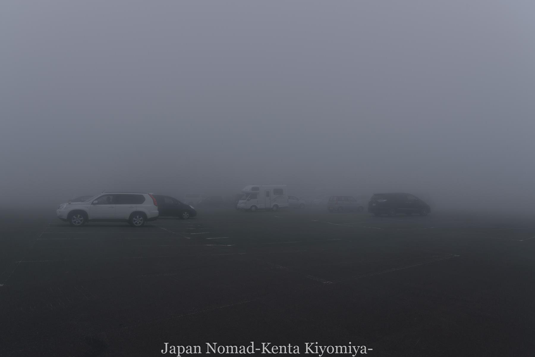 自転車日本一周96日目(美幌峠)-Japan Nomad (17)