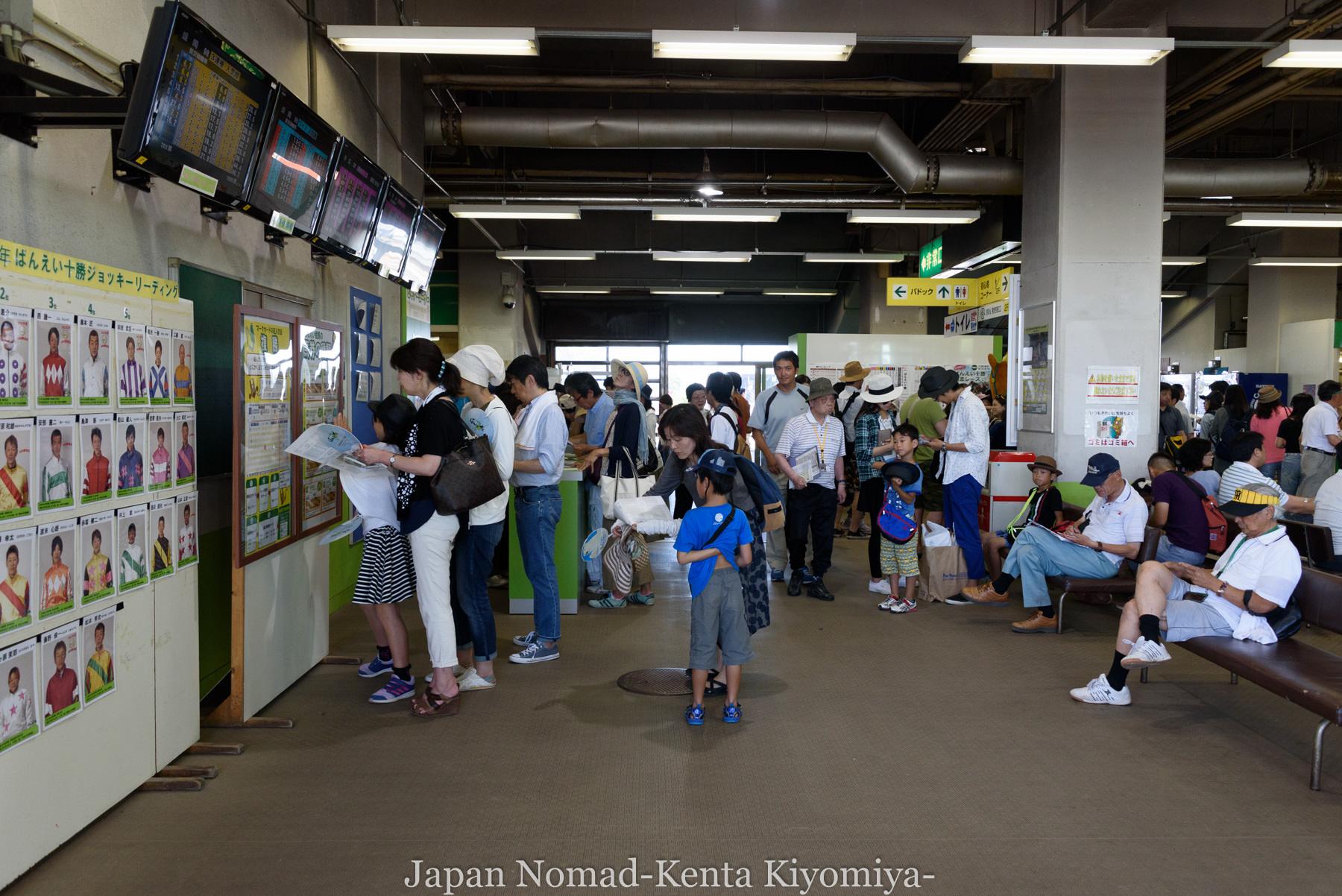 自転車日本一周102日目(帯広ばんえい十勝競馬) (13)