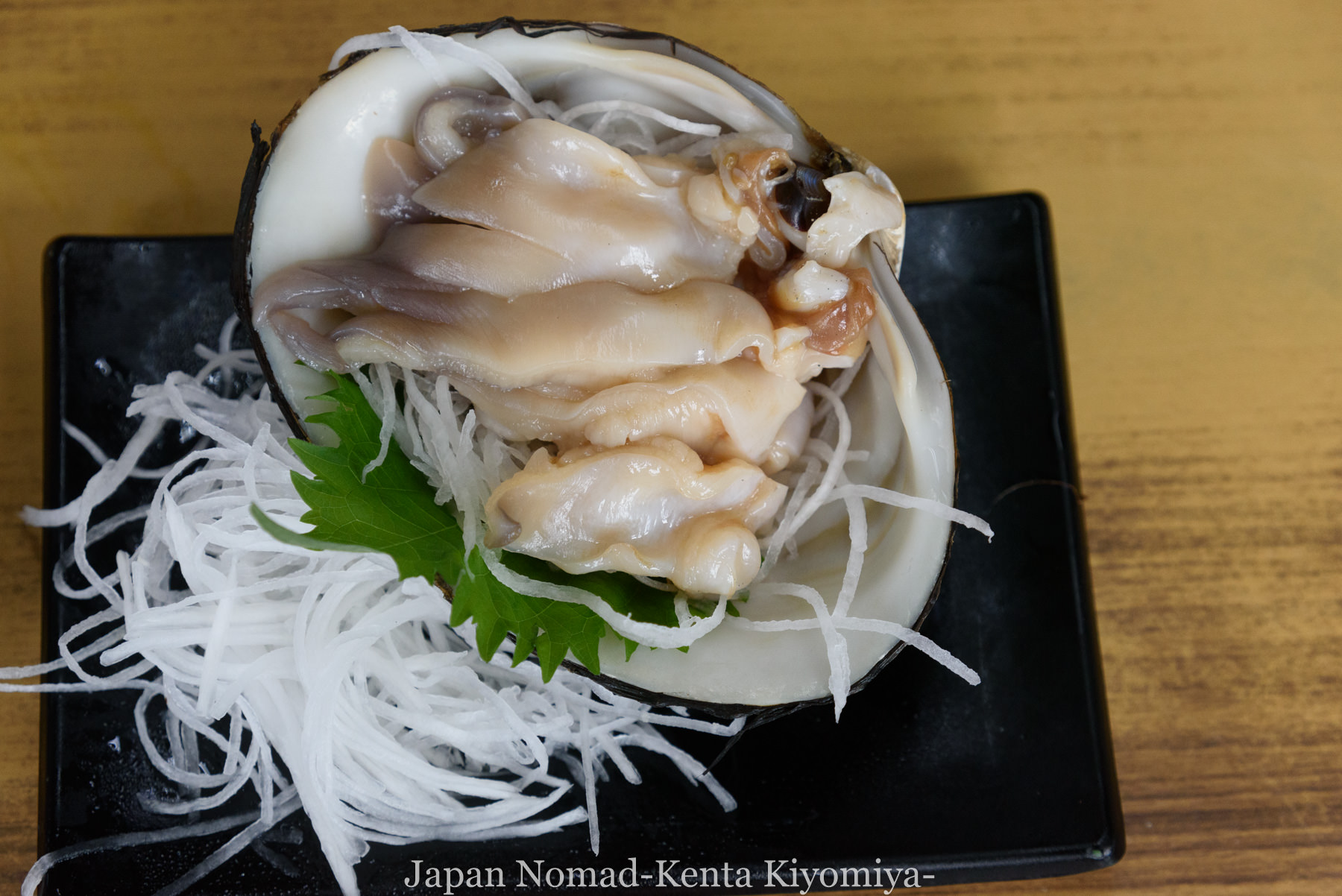 自転車日本一周105日目(マルトマ食堂)-Japan Nomad (11)