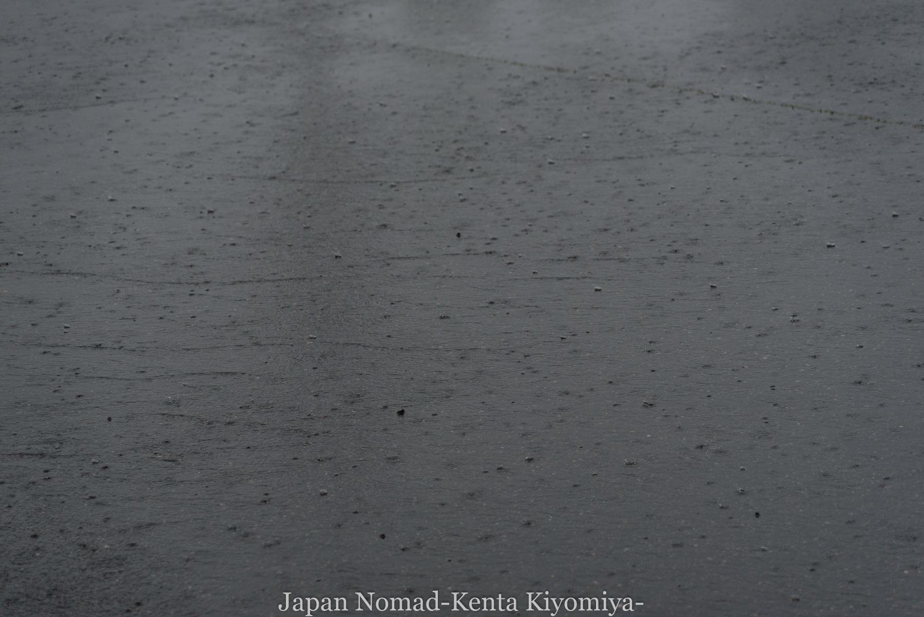 自転車日本一周113日目(苫小牧停滞)-Japan Nomad (2)