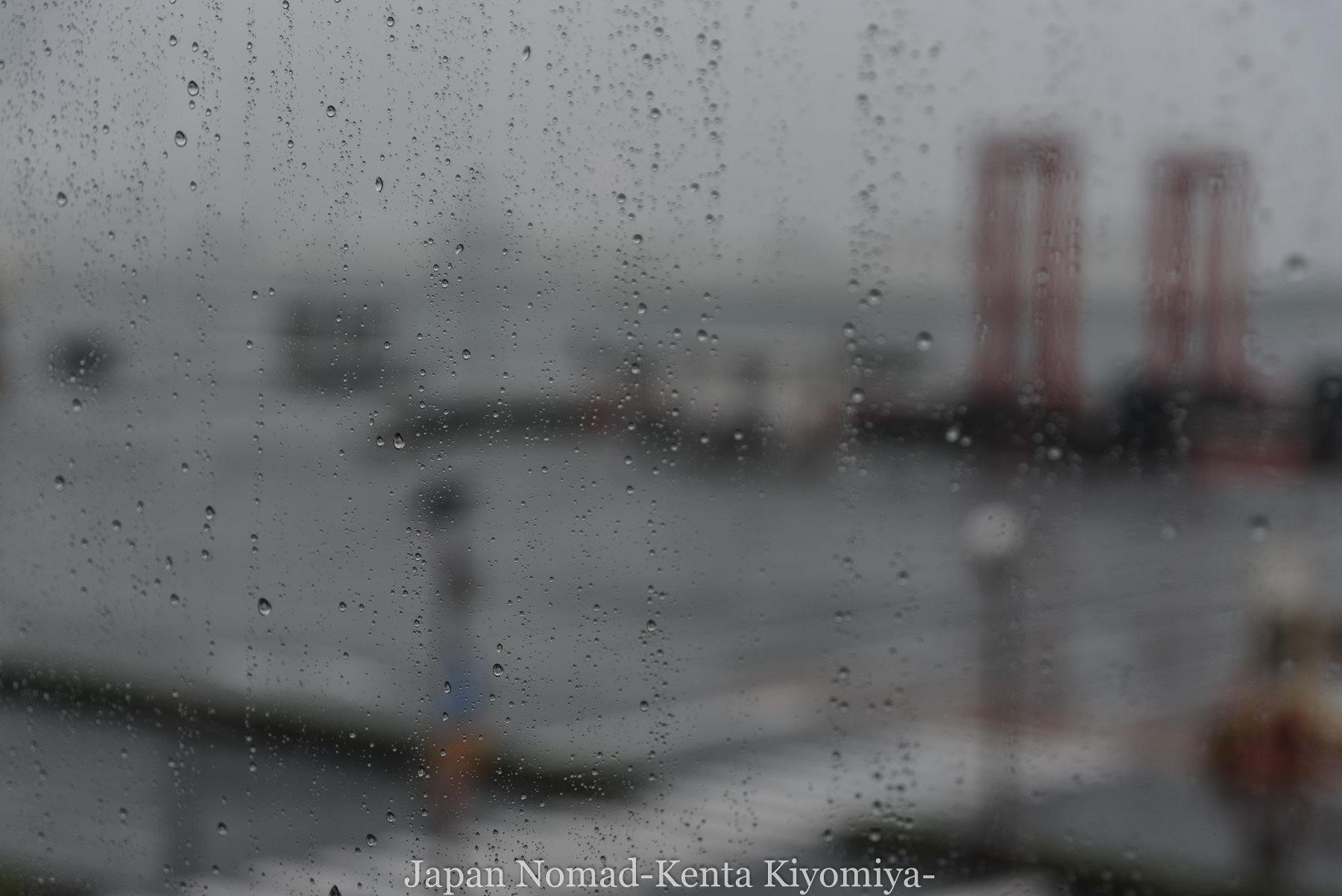 自転車日本一周113日目(苫小牧停滞)-Japan Nomad (3)
